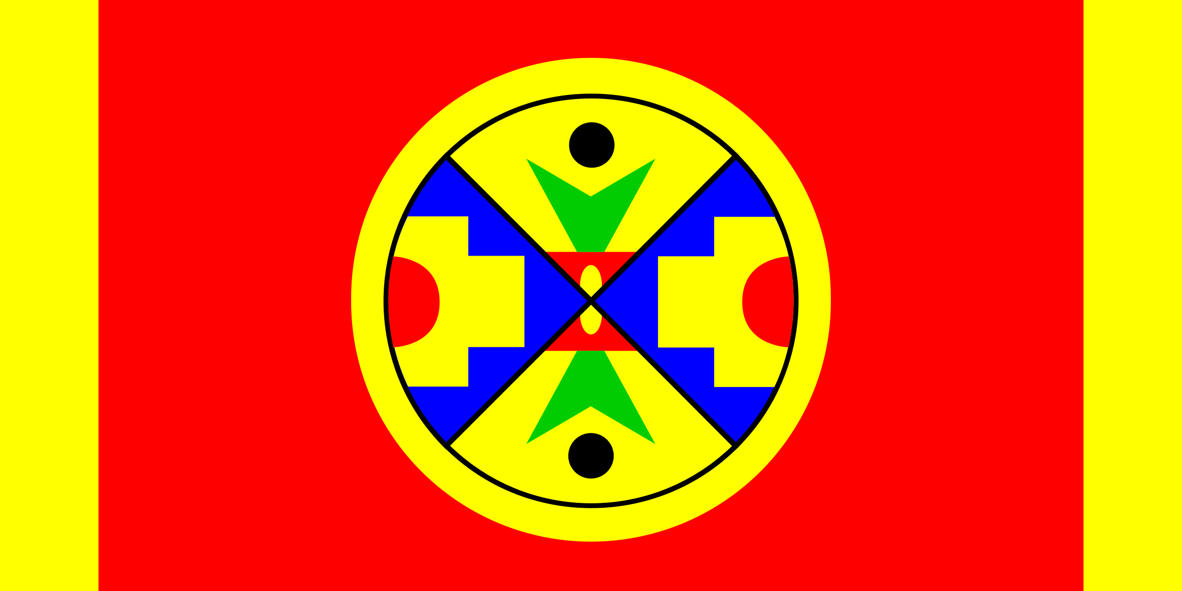 Eel Ground flag by Andy_Gardner