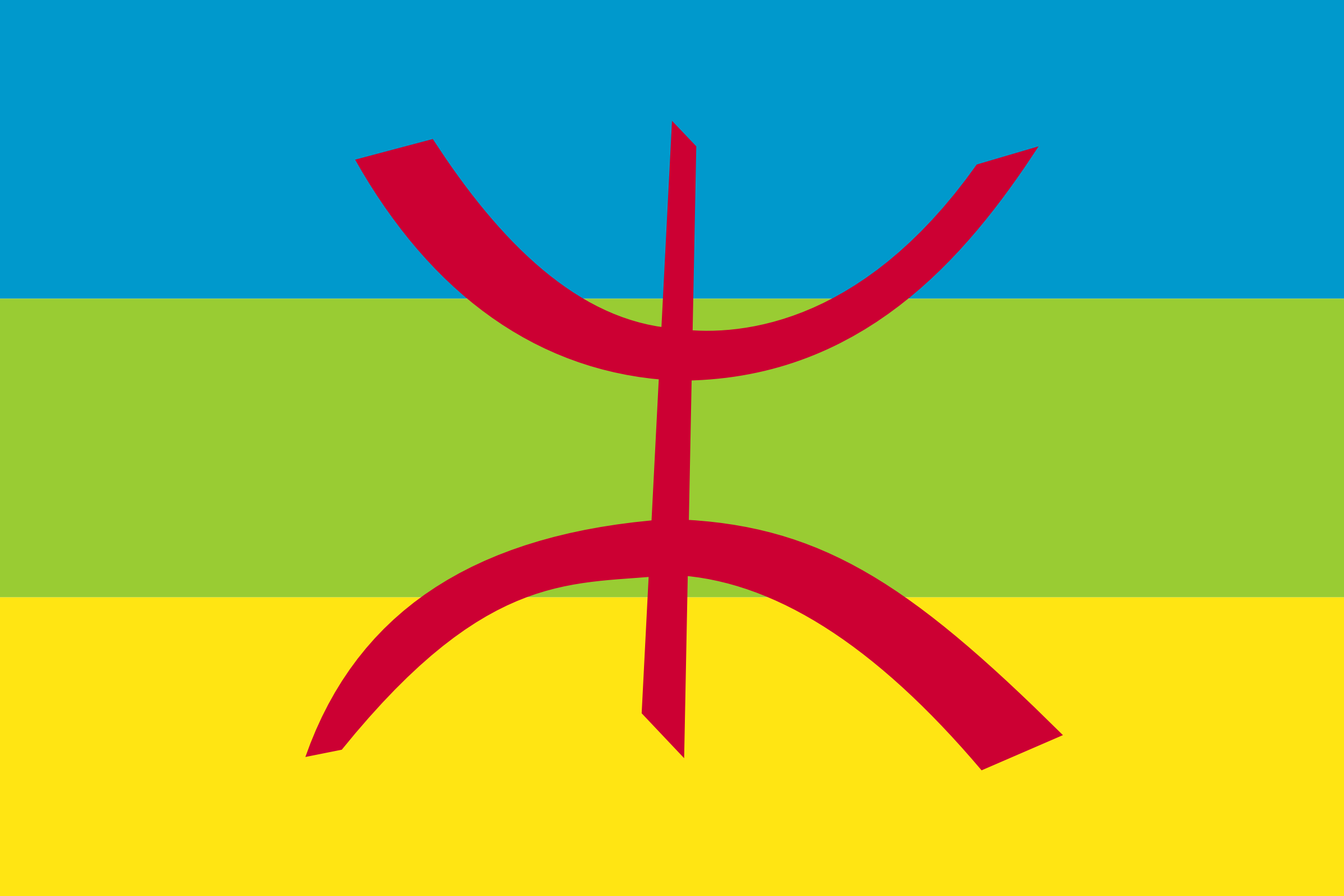 Berber flag by Andy_Gardner