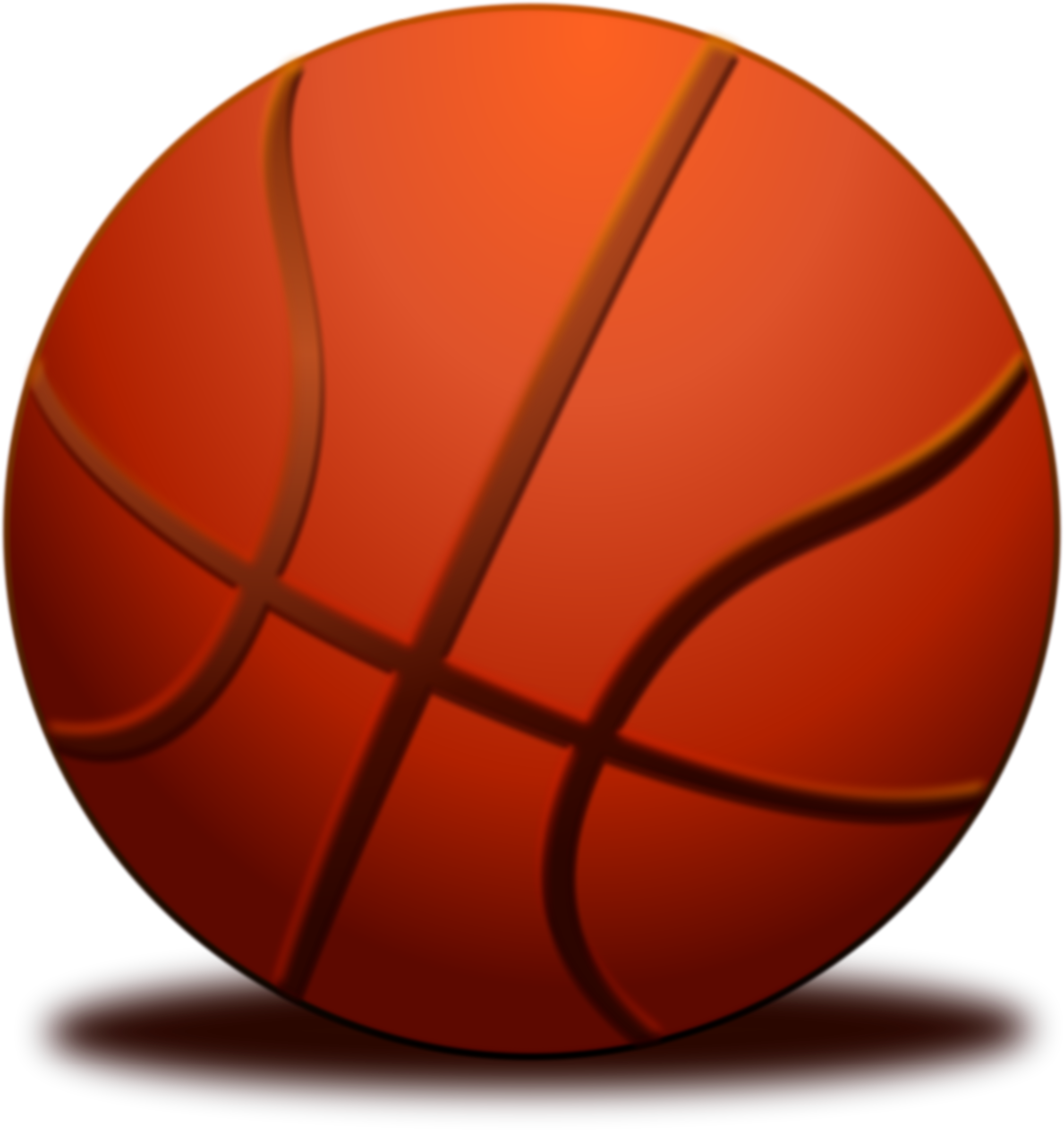Ball Basketball by GusEinstein