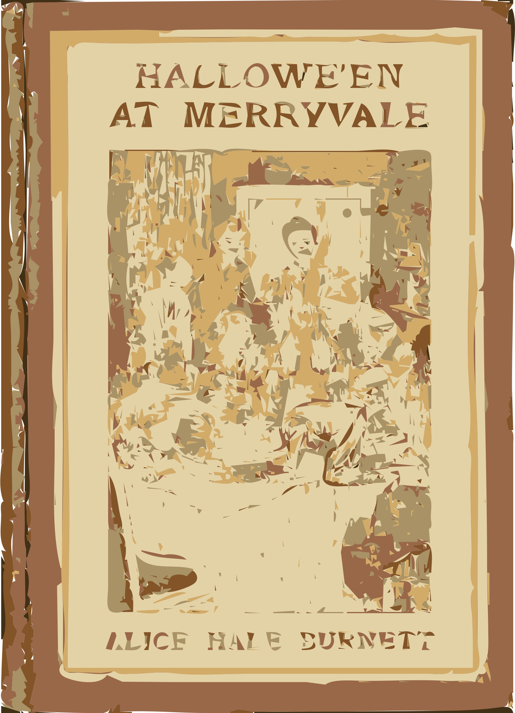 Halloween at Merryvale by worldlabel