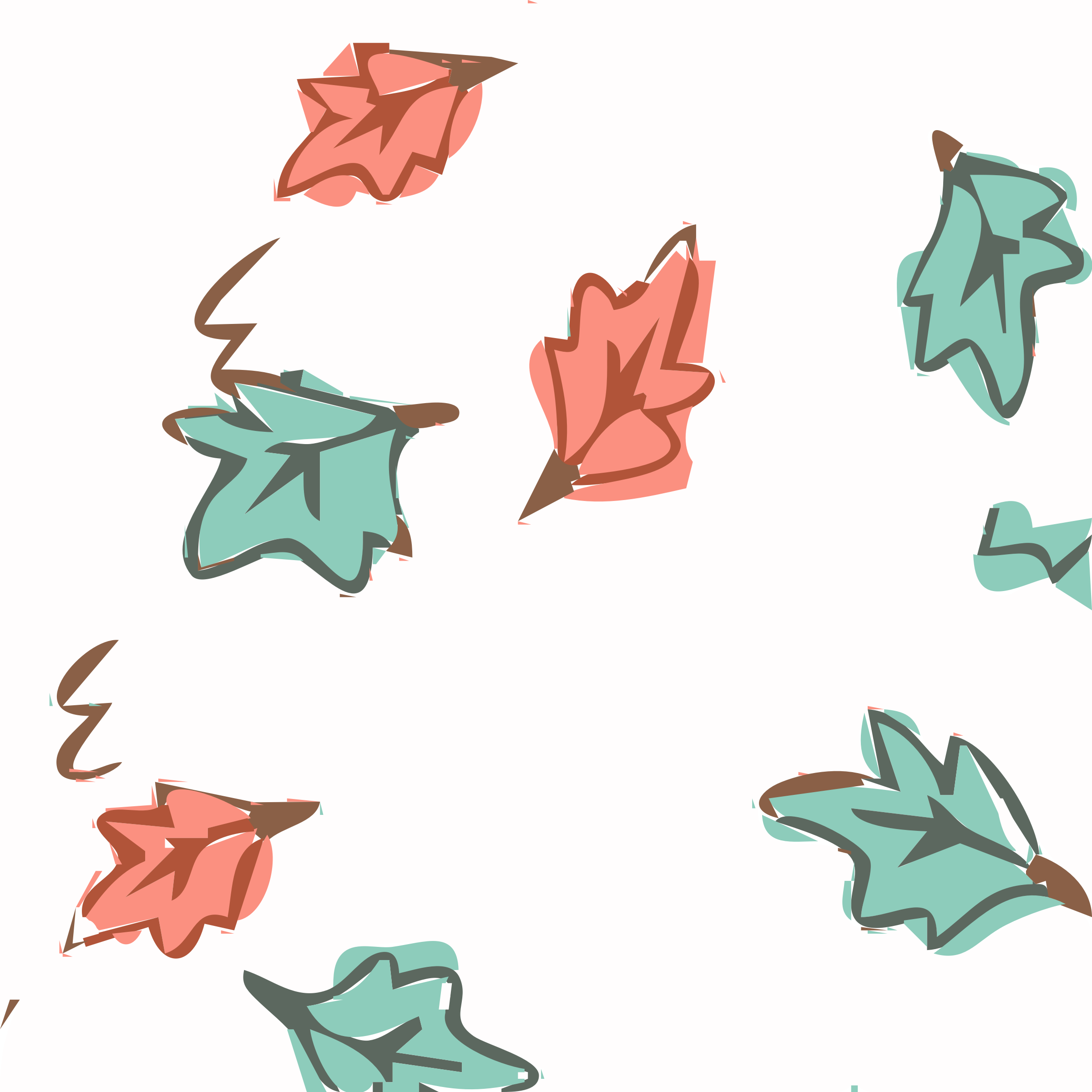 clipart   leaf boys leaves 2