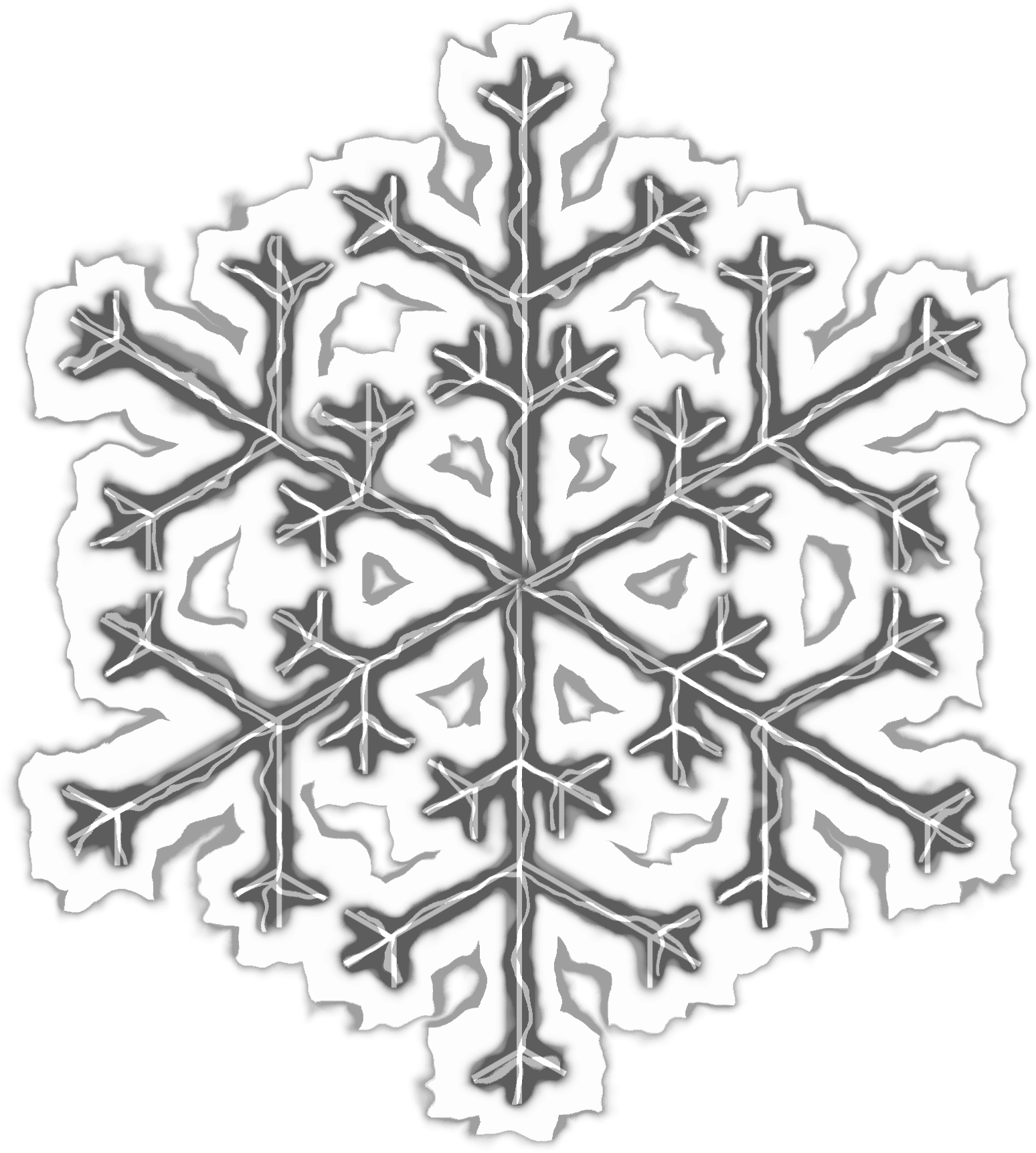 Snowflake by algotruneman