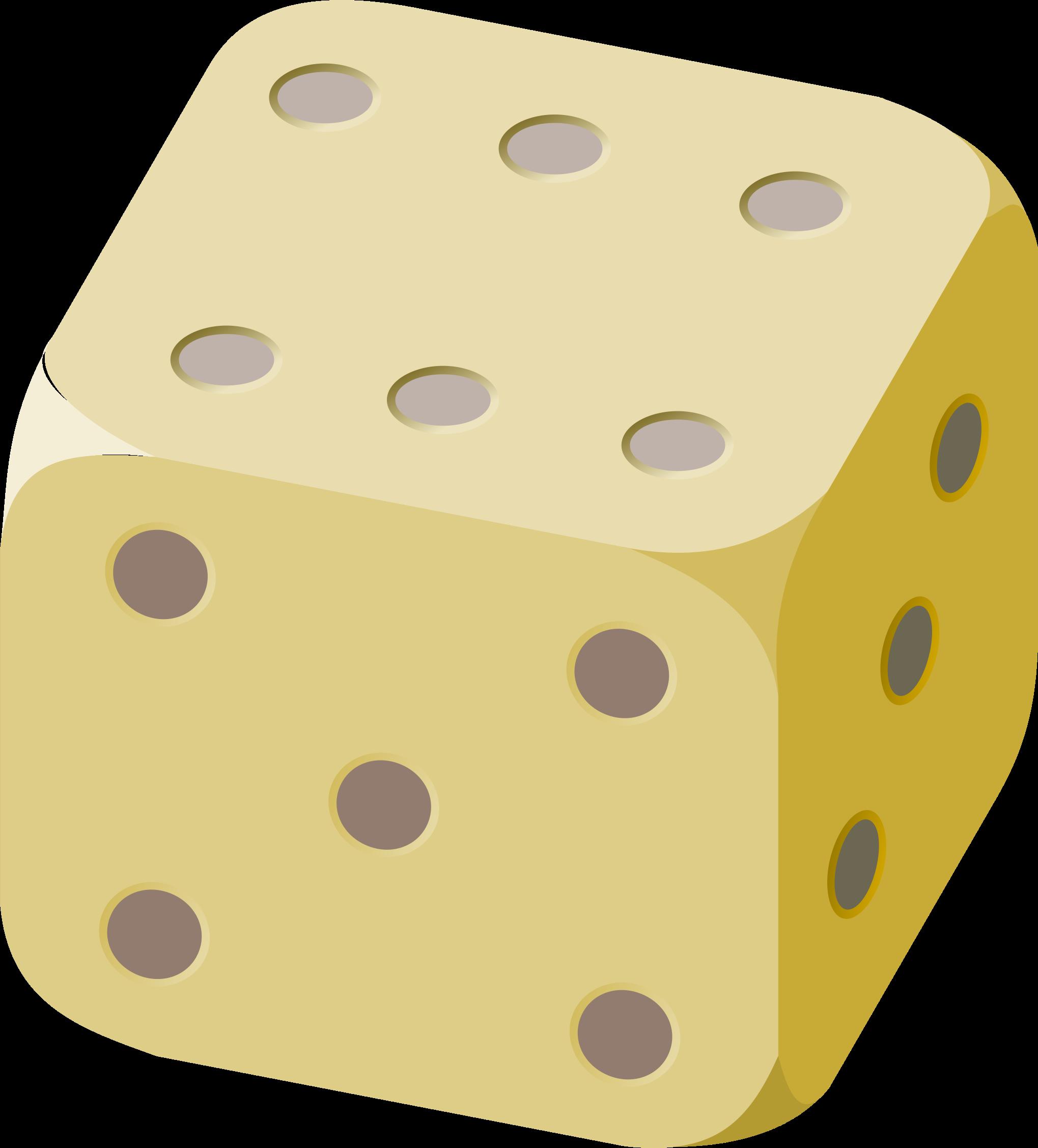 Clipart - dice