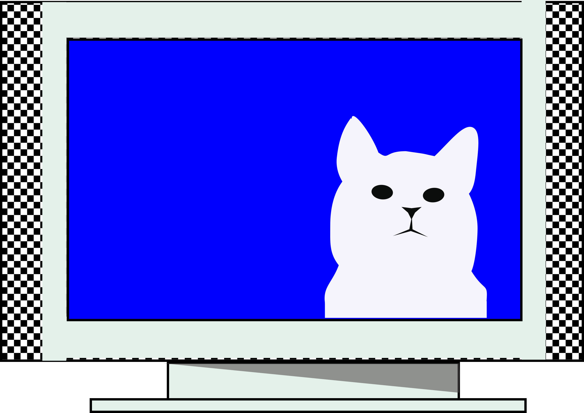 TV cat by user unknown