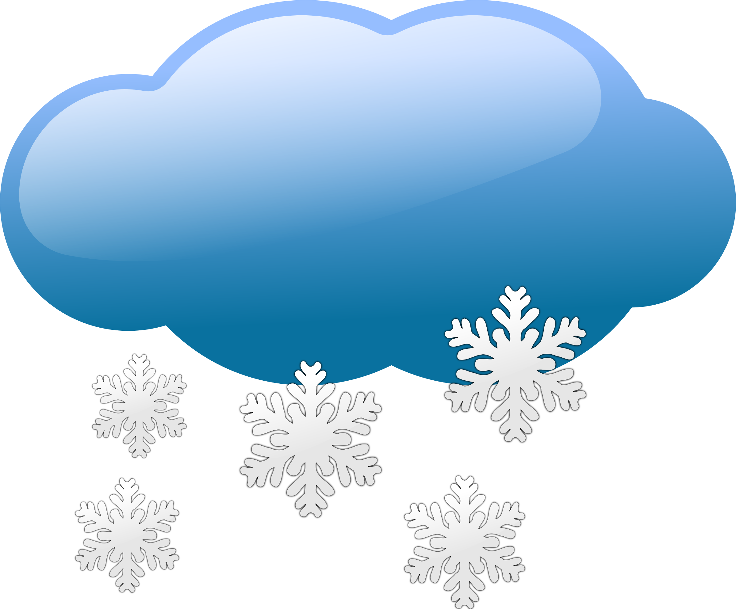 Clipart Weather Symbols 5