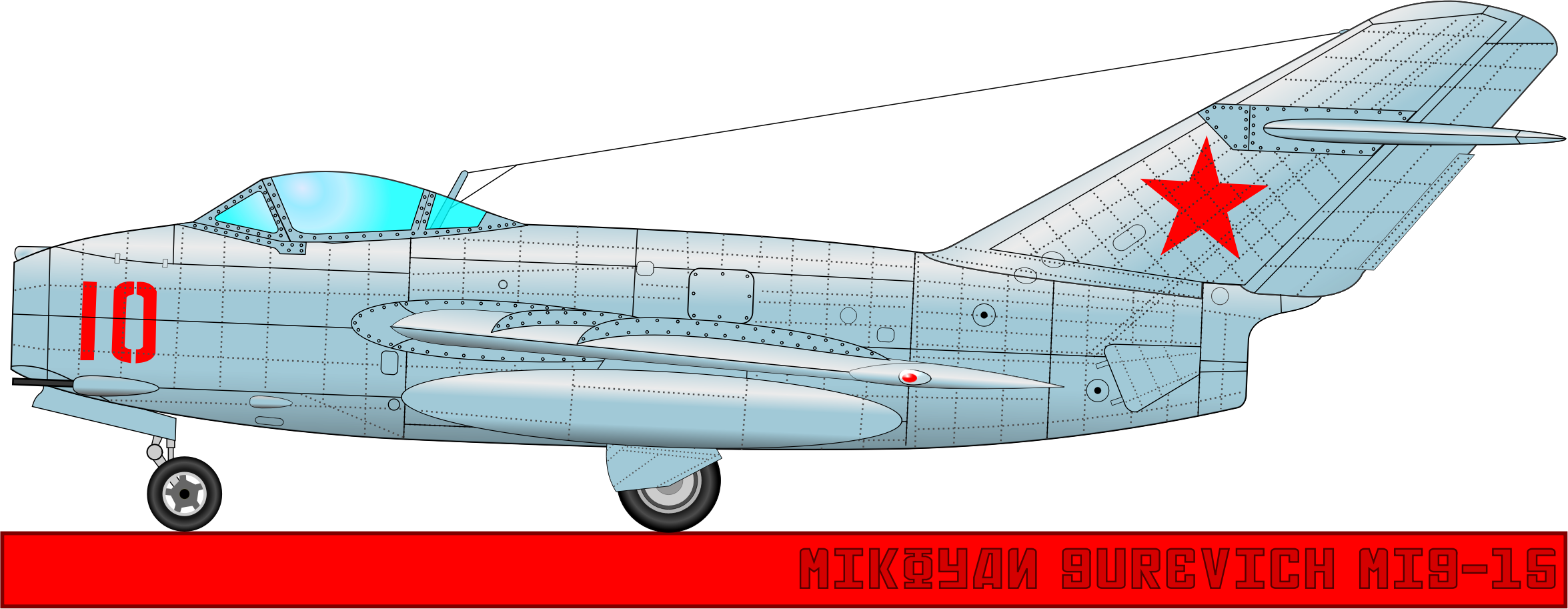MIG-15 by charner1963