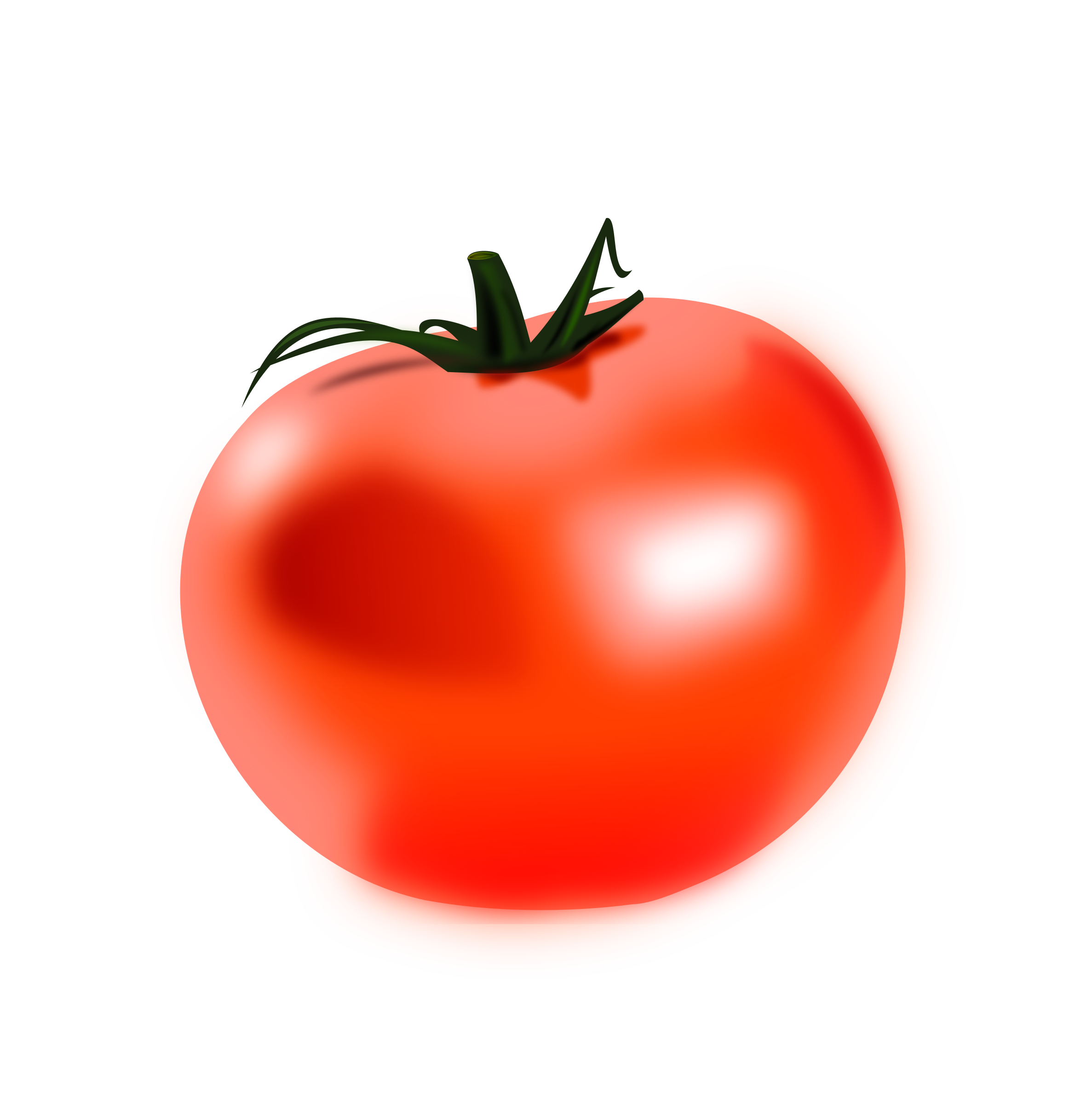Clipart - Tomate