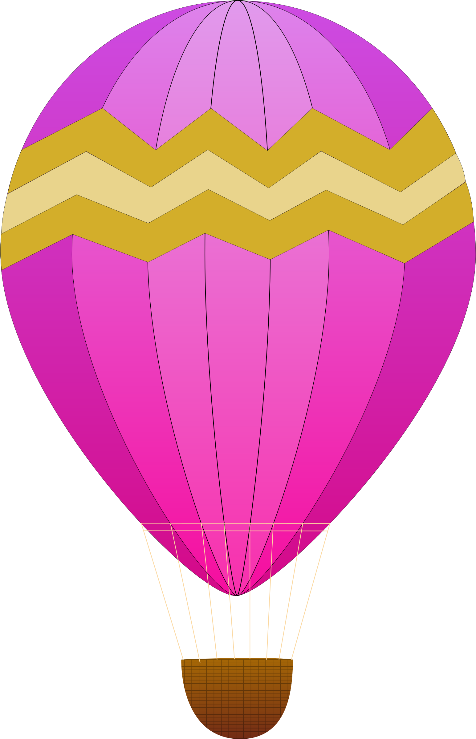 Hot Air Balloons by maidis