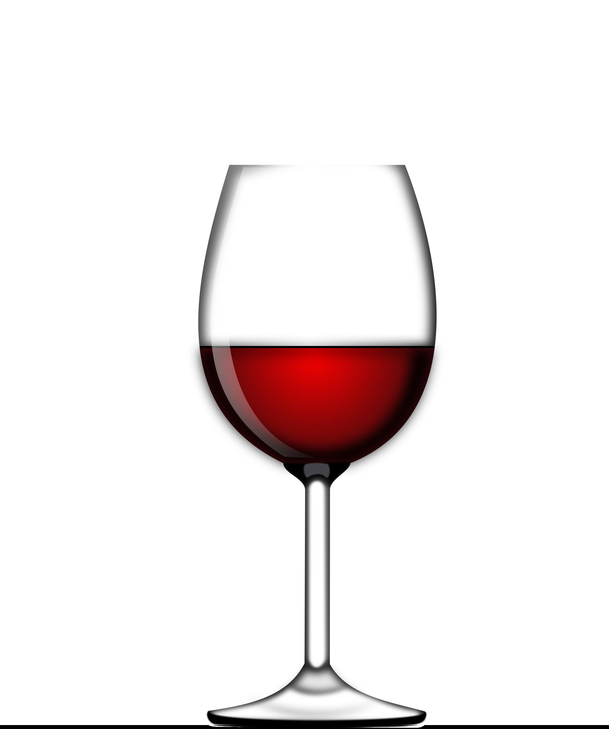 Clipart copa de vino for Copa vino tinto