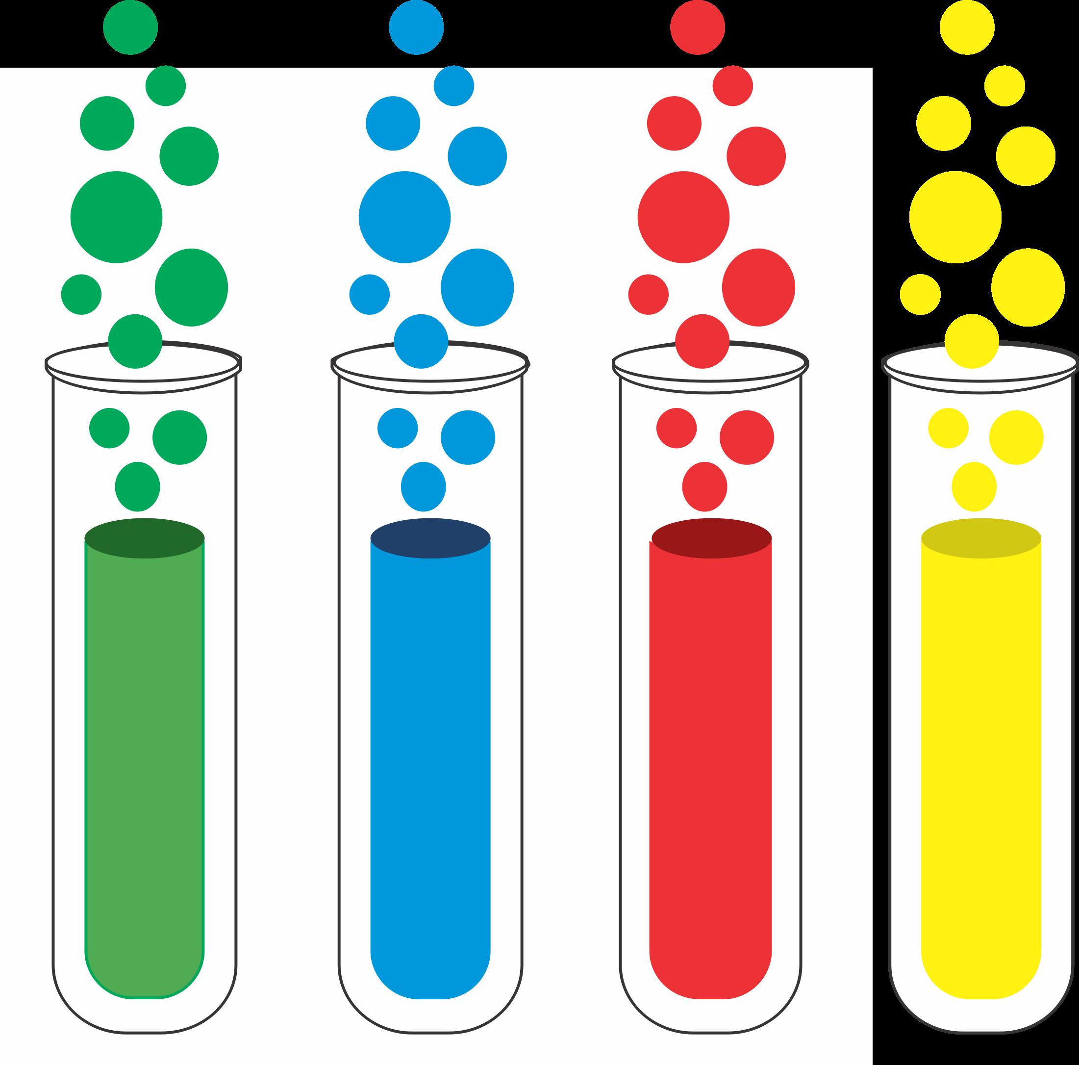 Test Tubes Clipart Clipart - test tubes