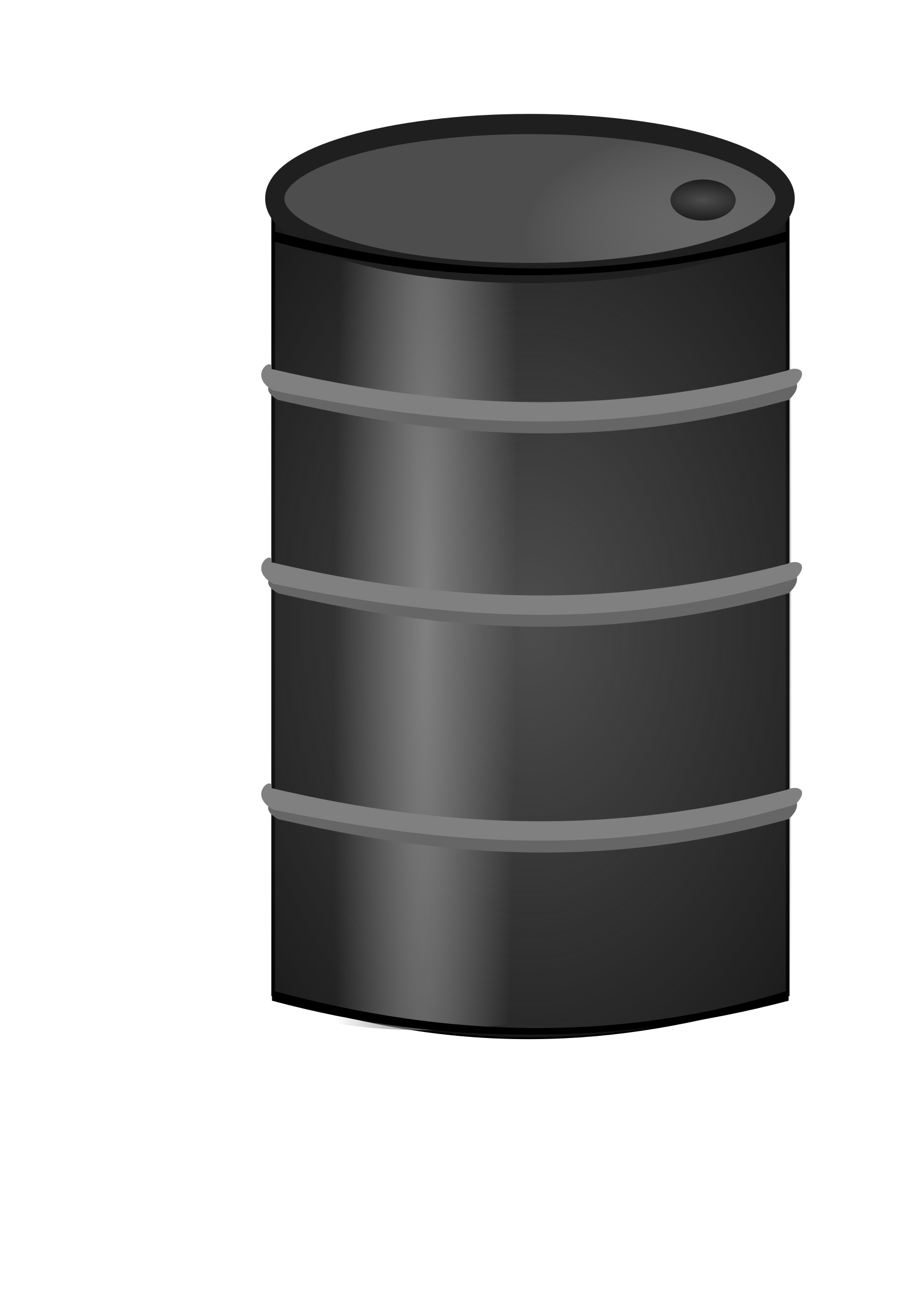 Steel Barrel by DinaMostafa