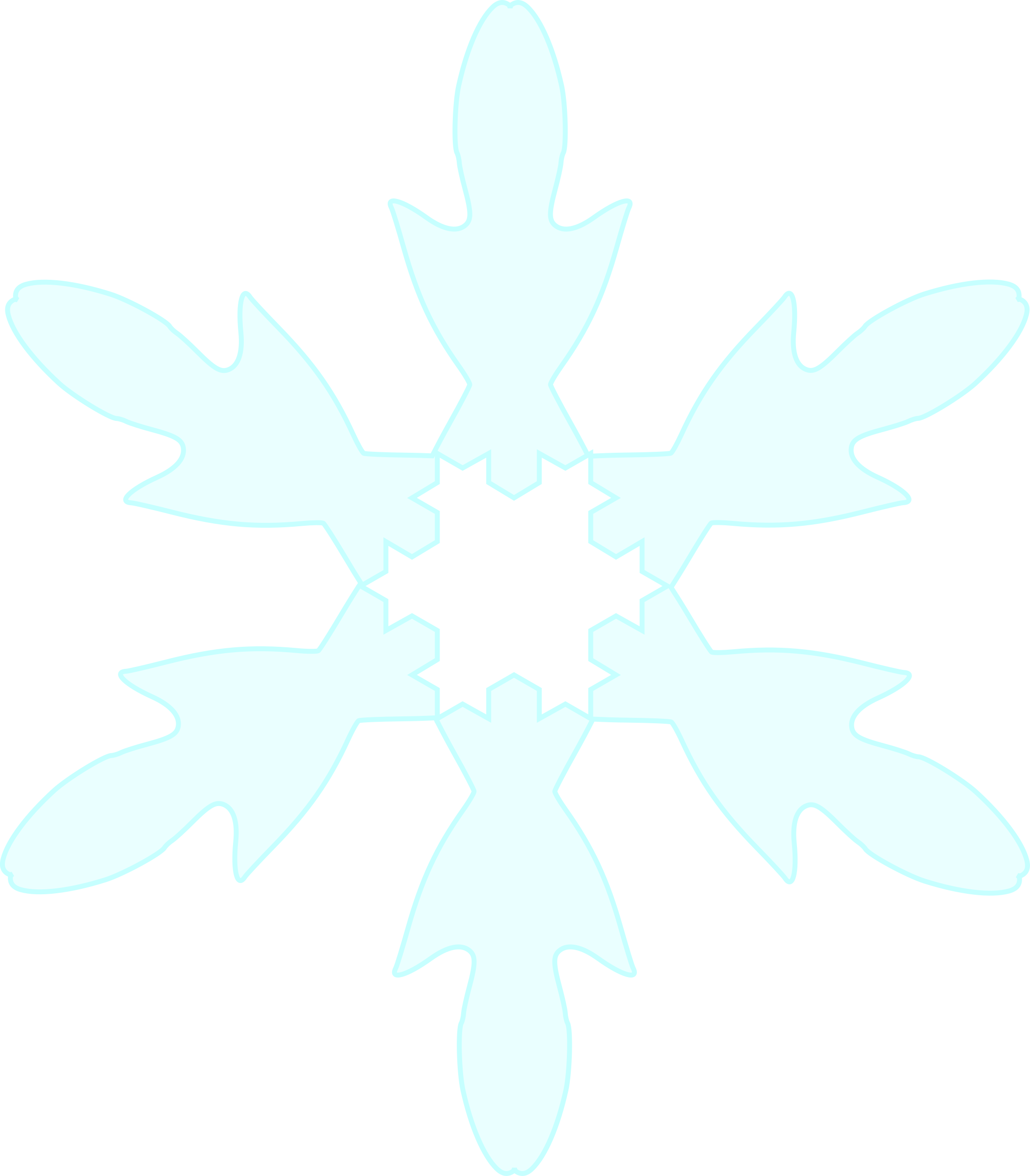 Snowflake 2 by Arvin61r58