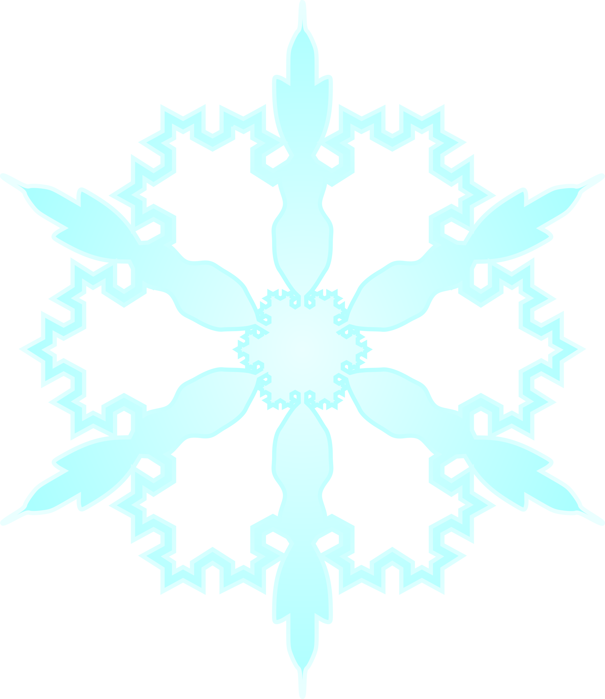 Snowflake 3 by Arvin61r58