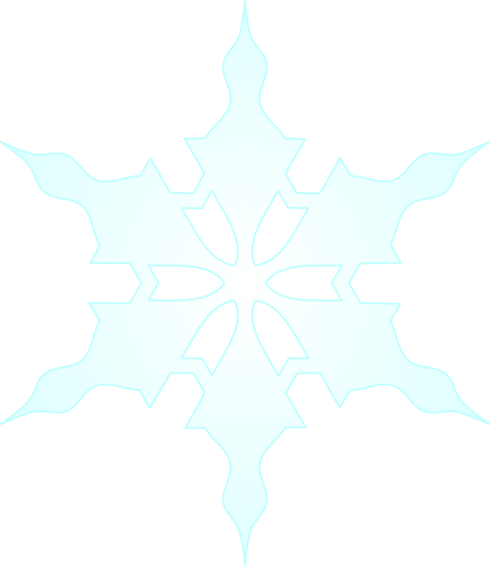 Snowflake 4 by Arvin61r58
