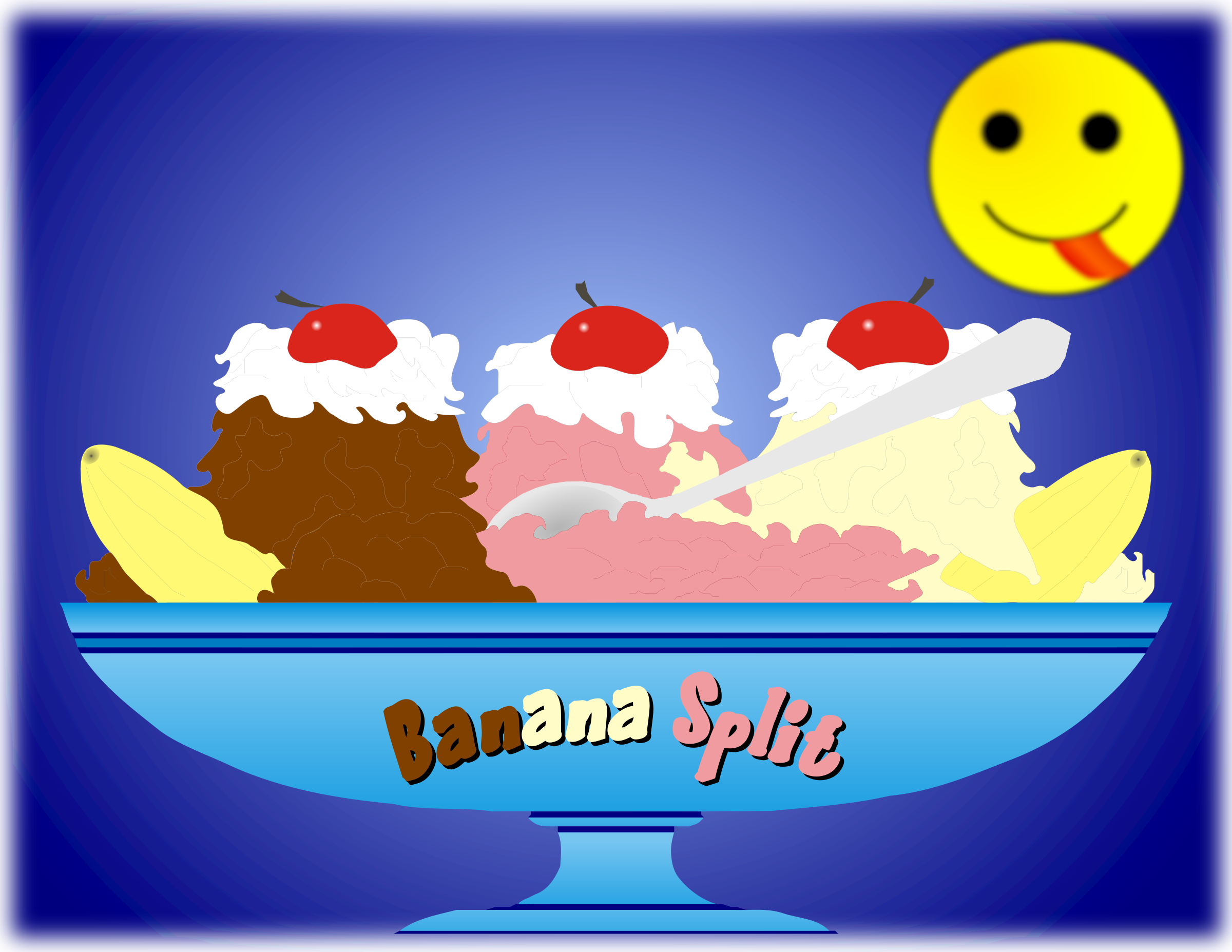 BANANA SPLIT by charner1963