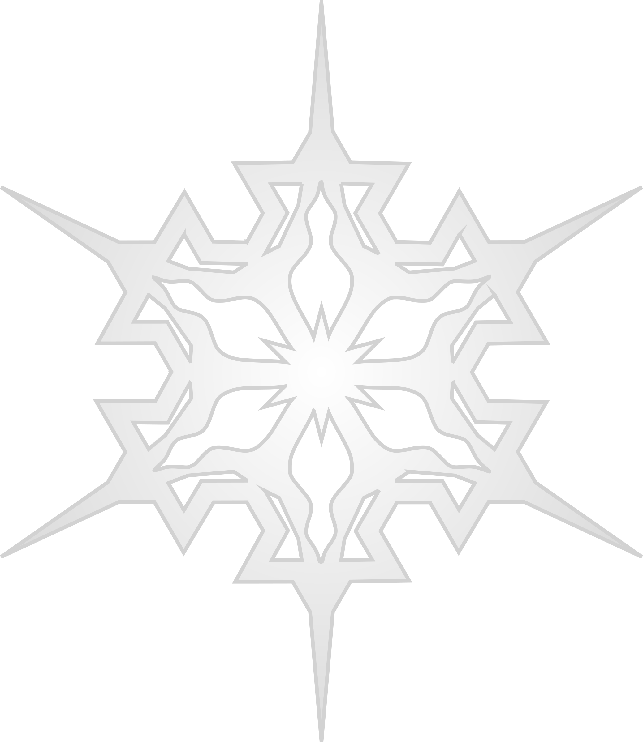 Snowflake 7 by Arvin61r58