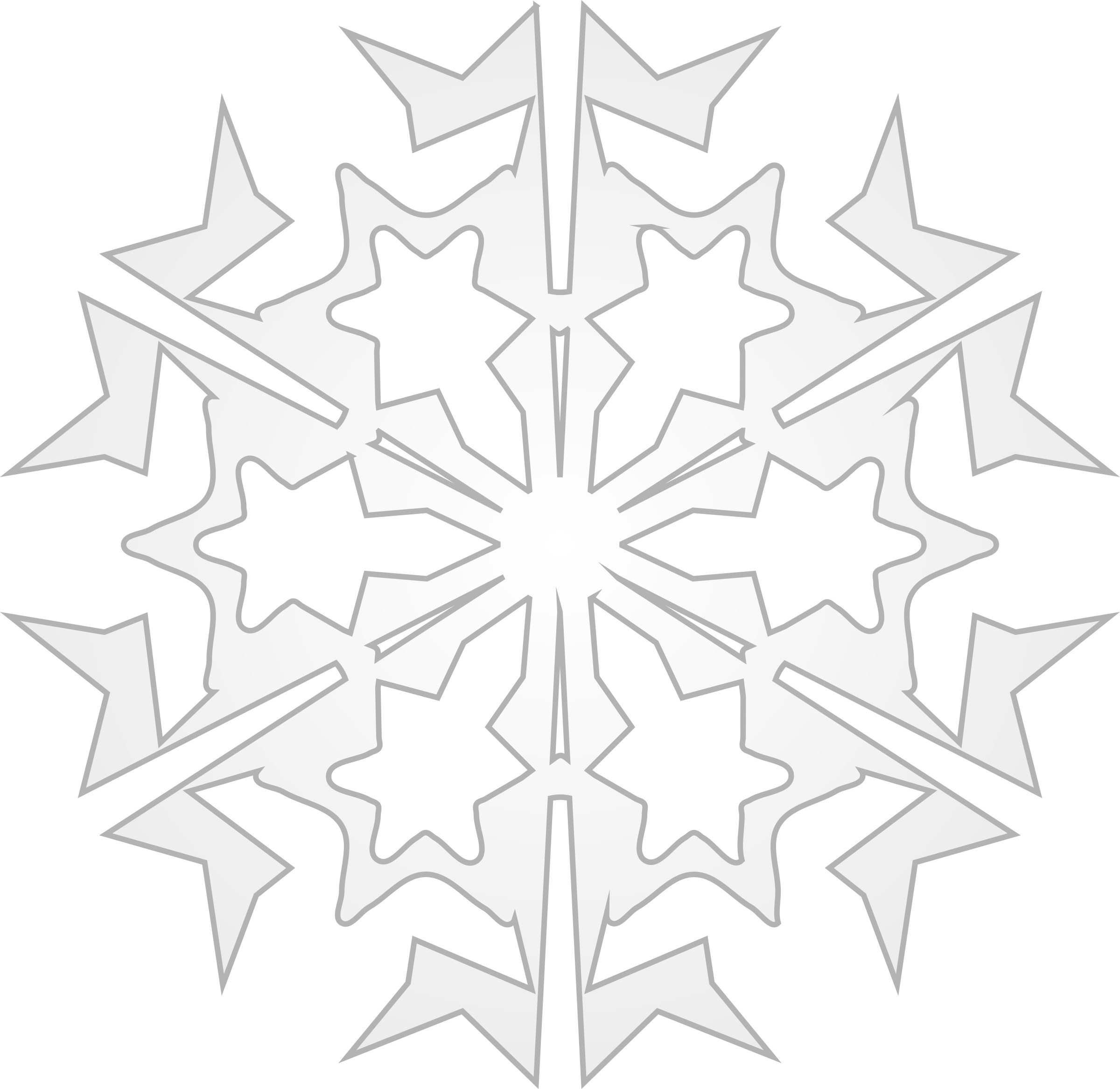 Snowflake 10 by Arvin61r58