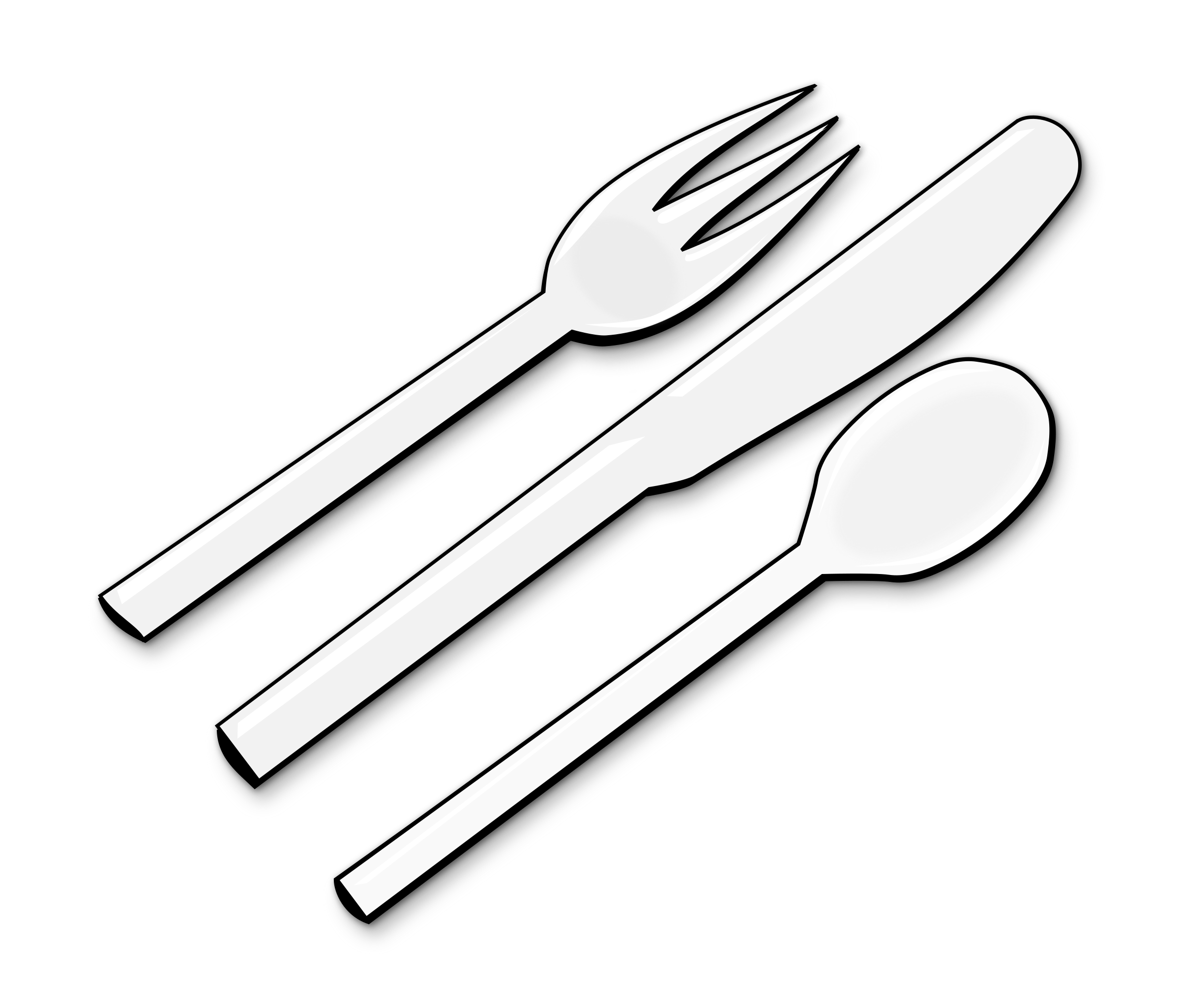Cutlery by algotruneman
