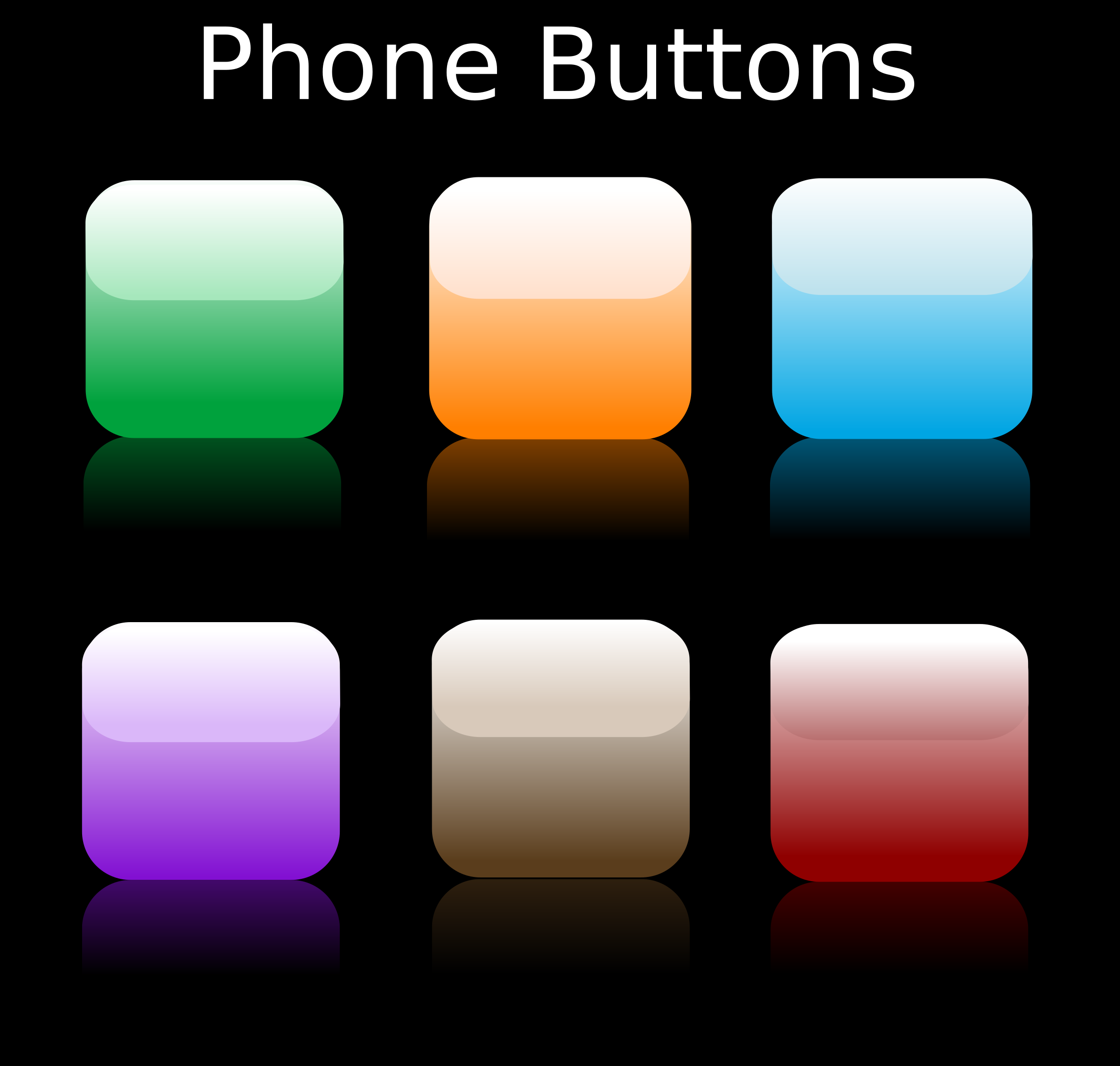 Phone Buttons by ben