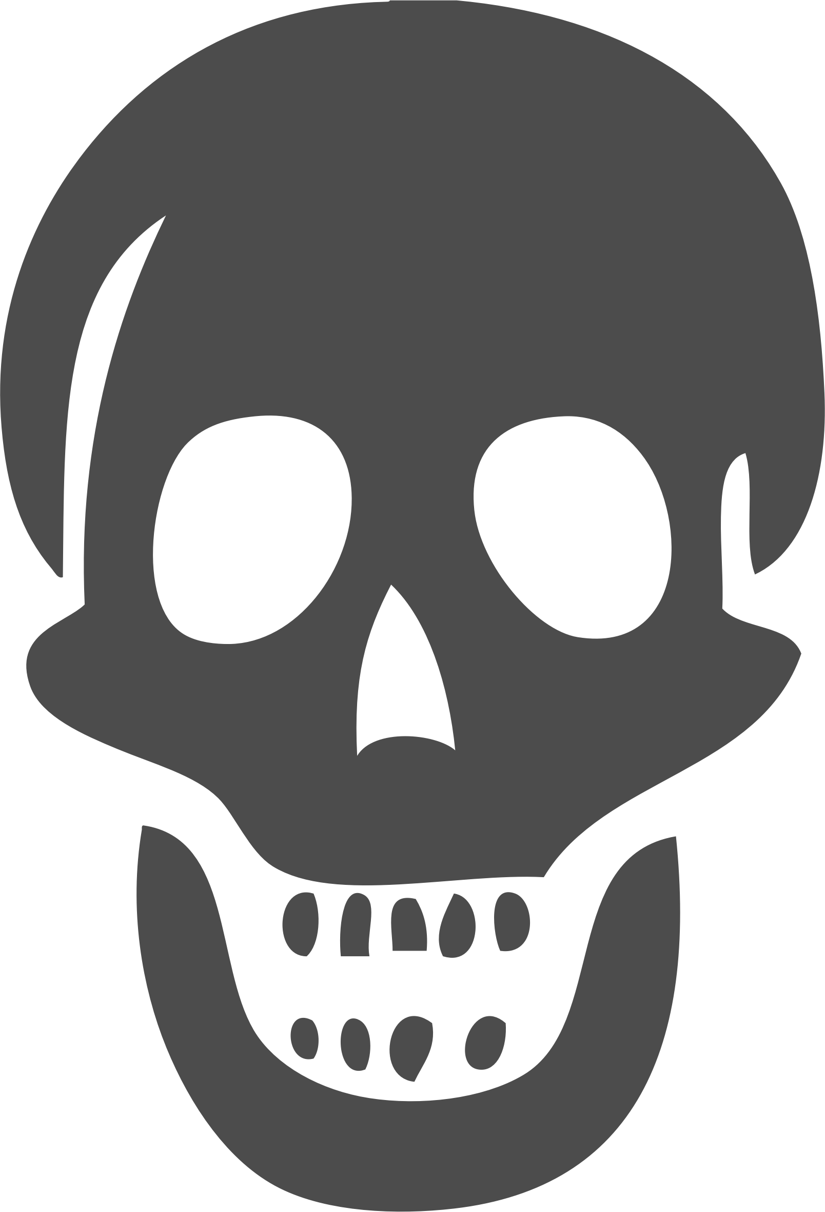 Pirate Skull (Remastered) by cinemacookie