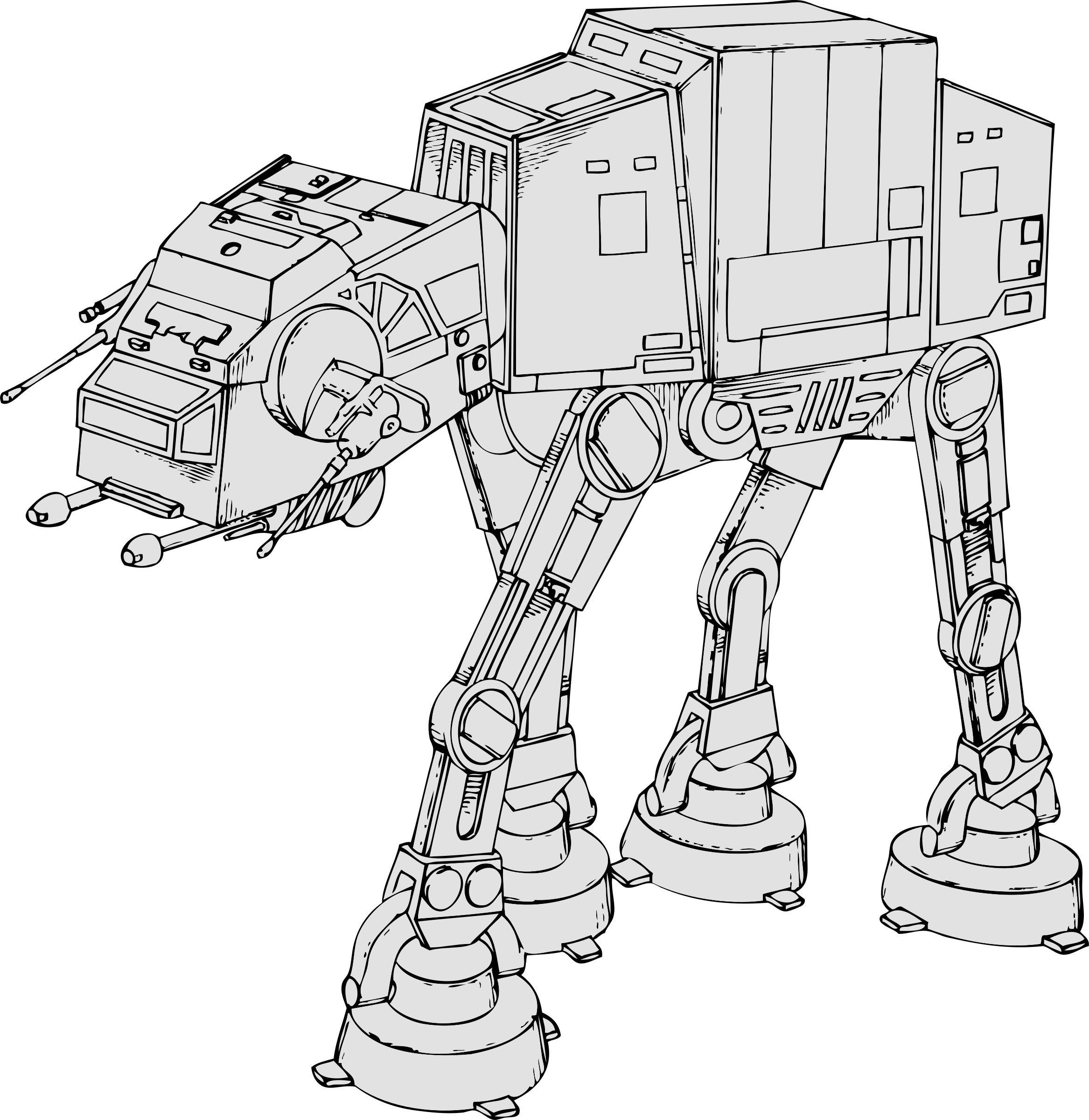 at-at by johnny_automatic
