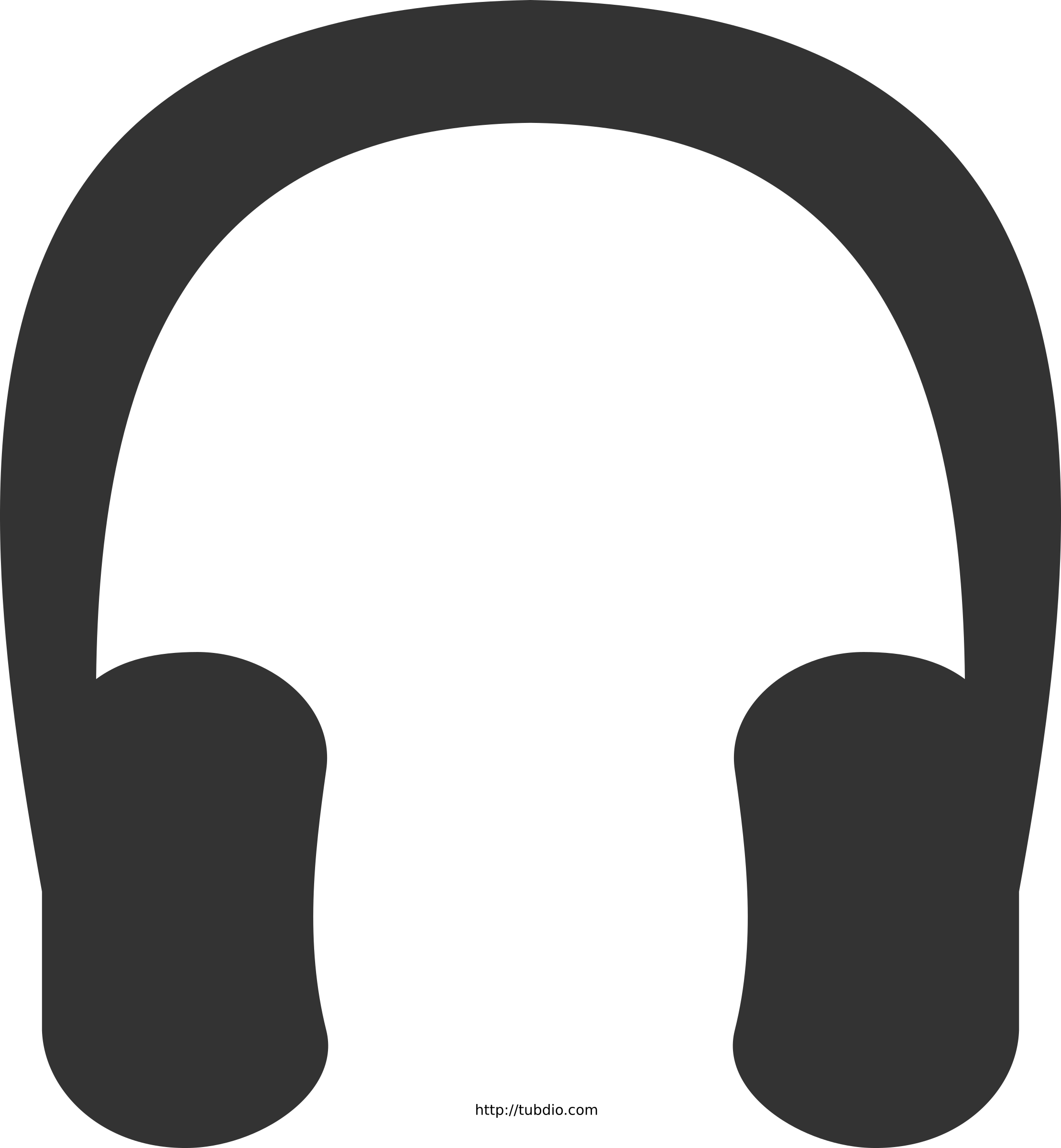 Headphones icon by mlampret