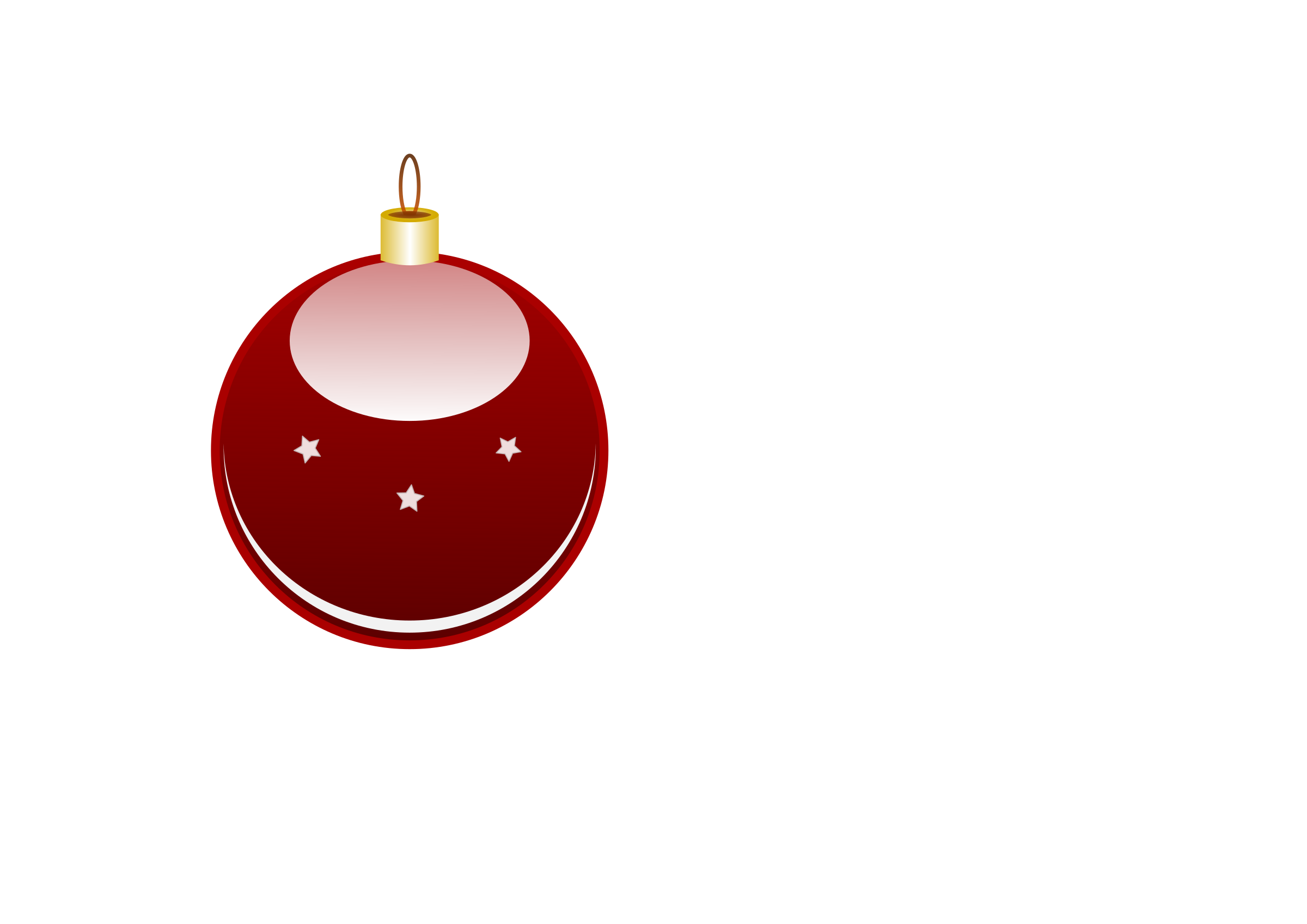 Christmas globe by anonim76