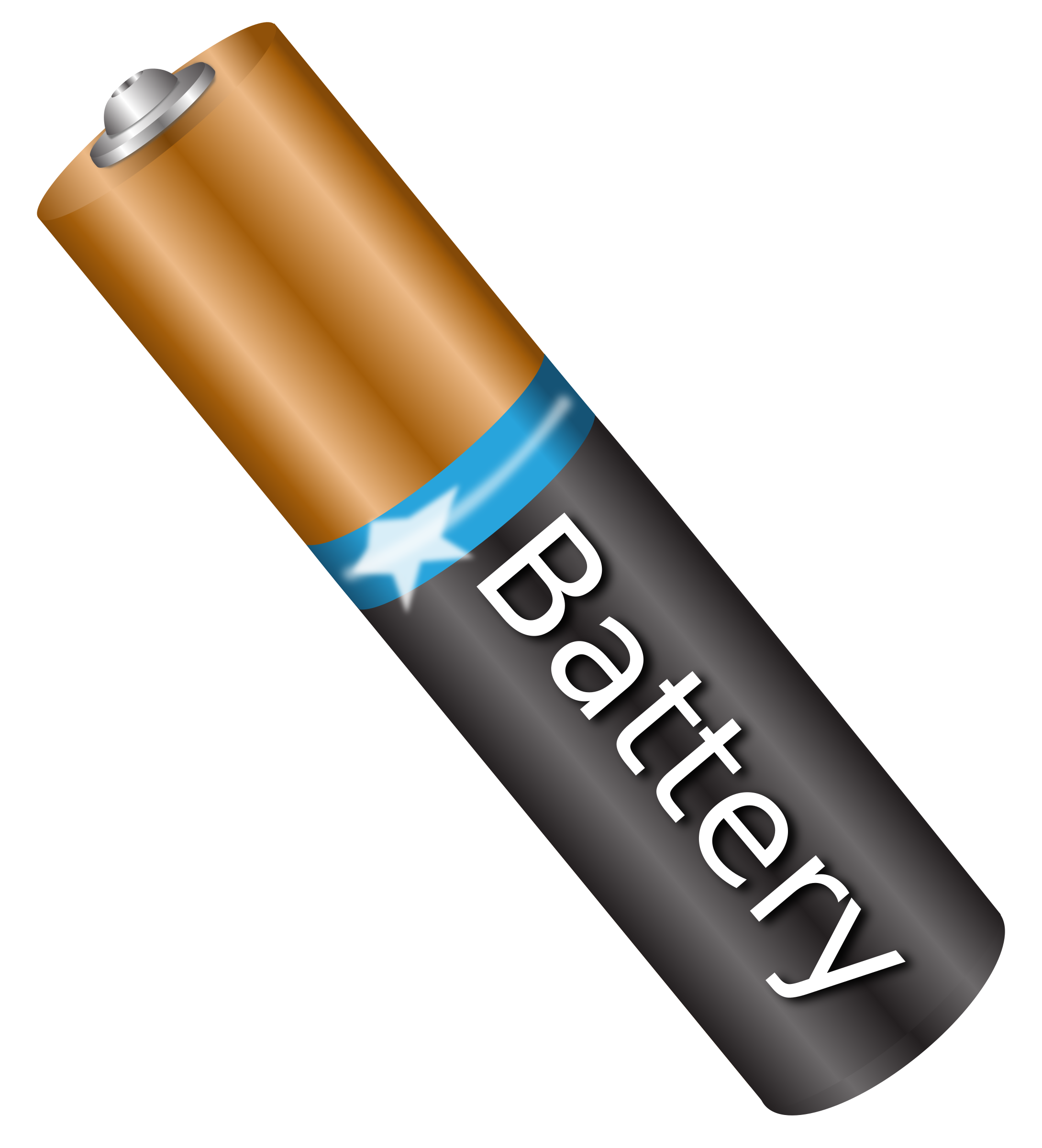 Battery AAA by ben