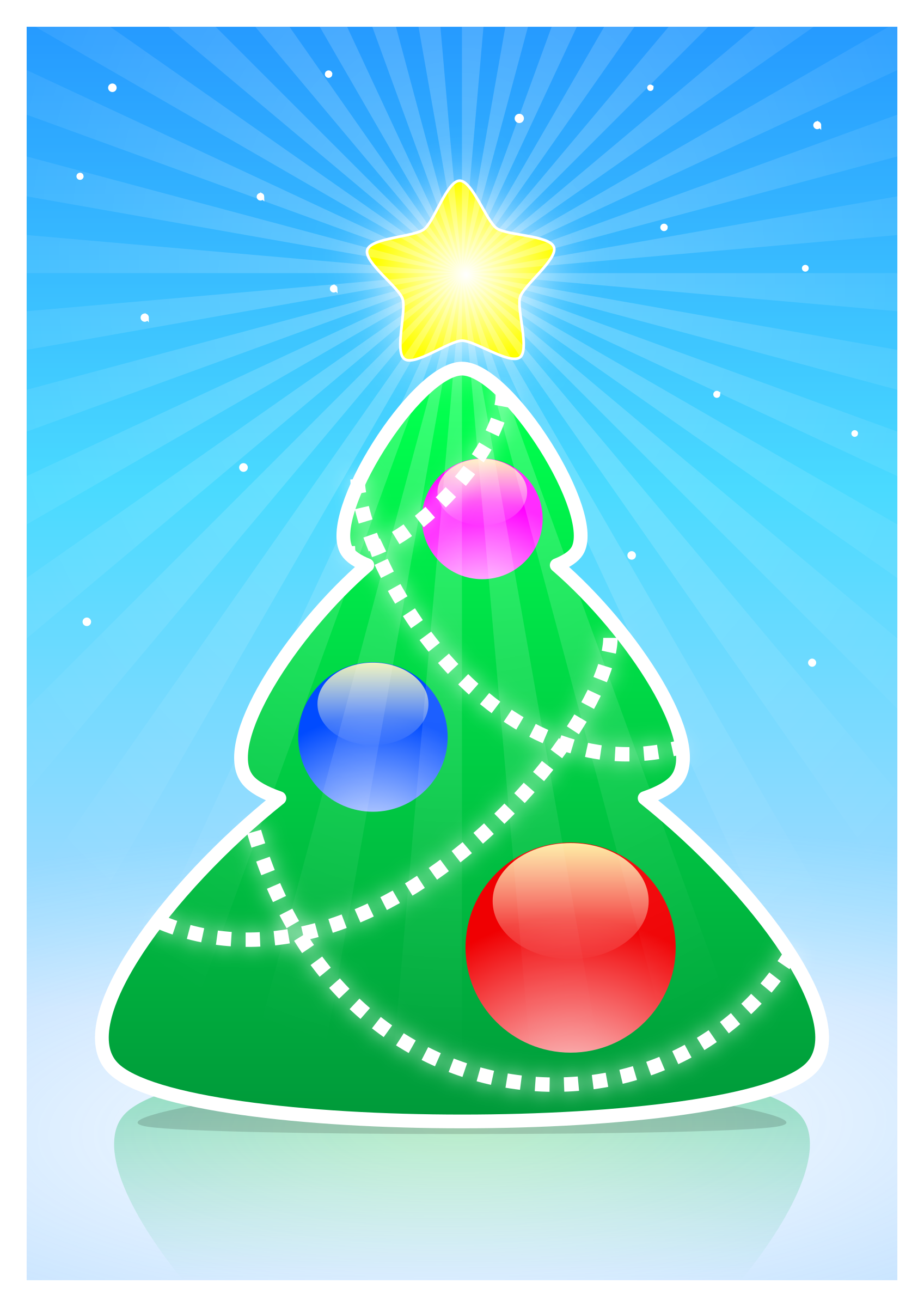 Christmas Tree 2014 by user9