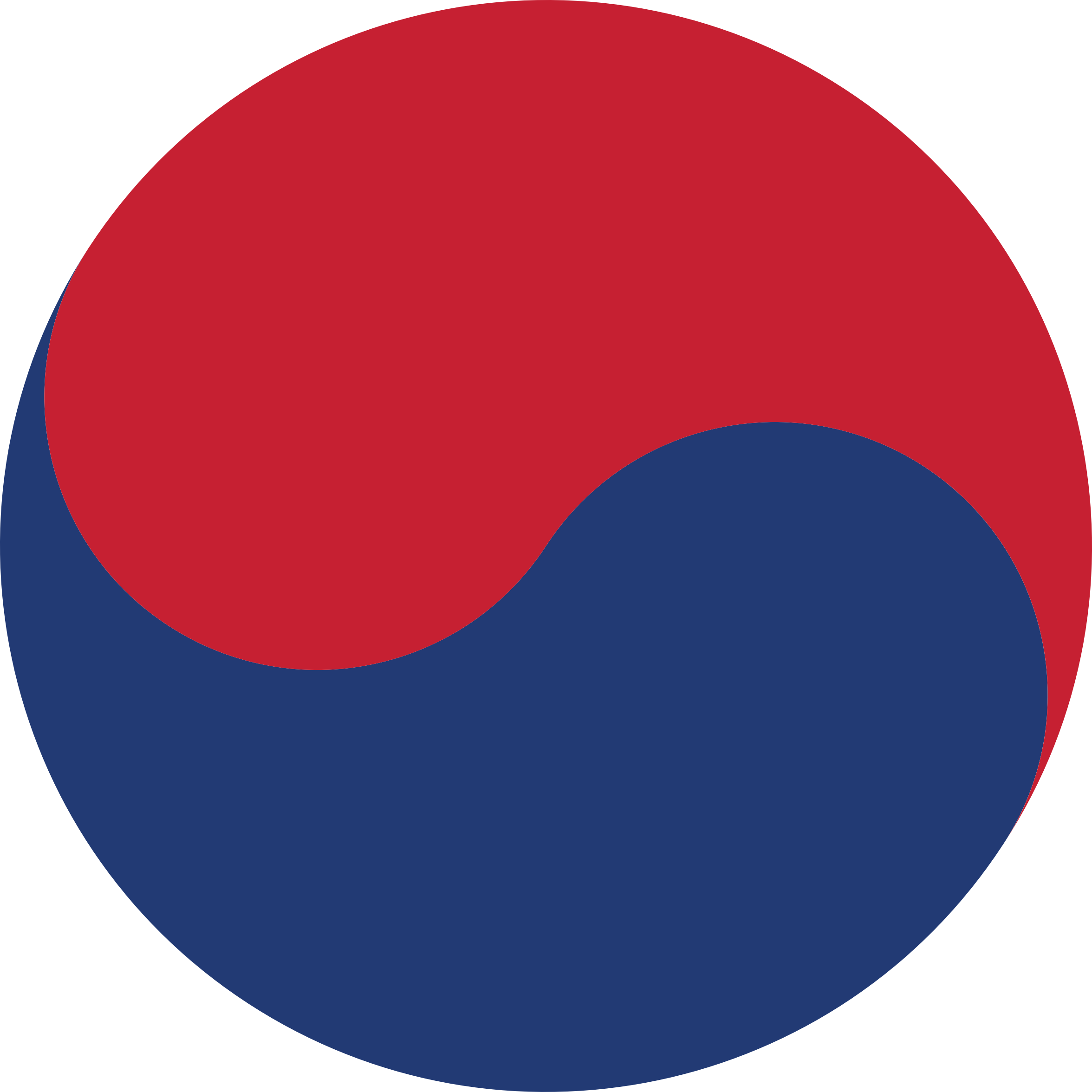 Taegeuk Symbol by cinemacookie