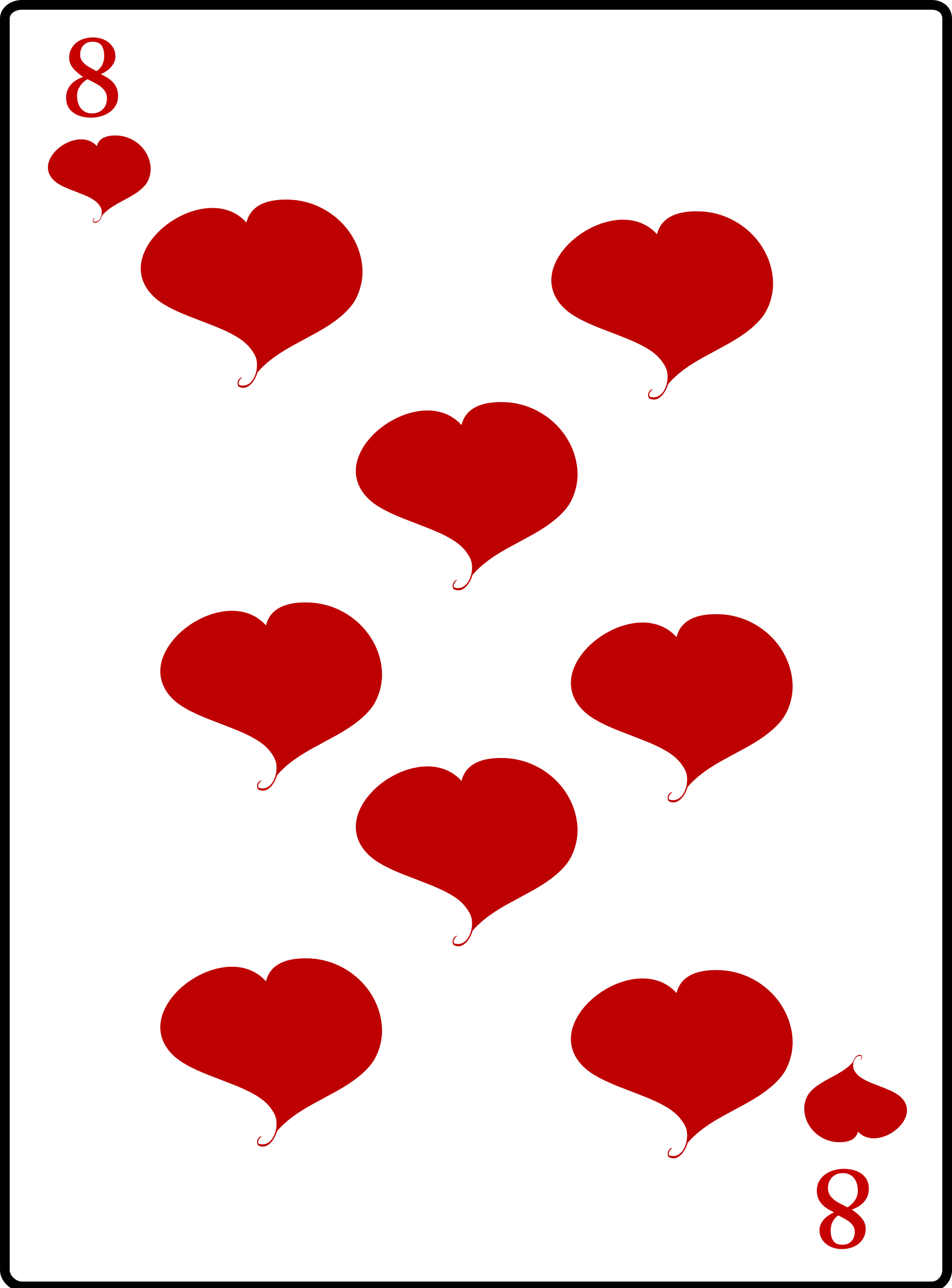 8 of Hearts by casino