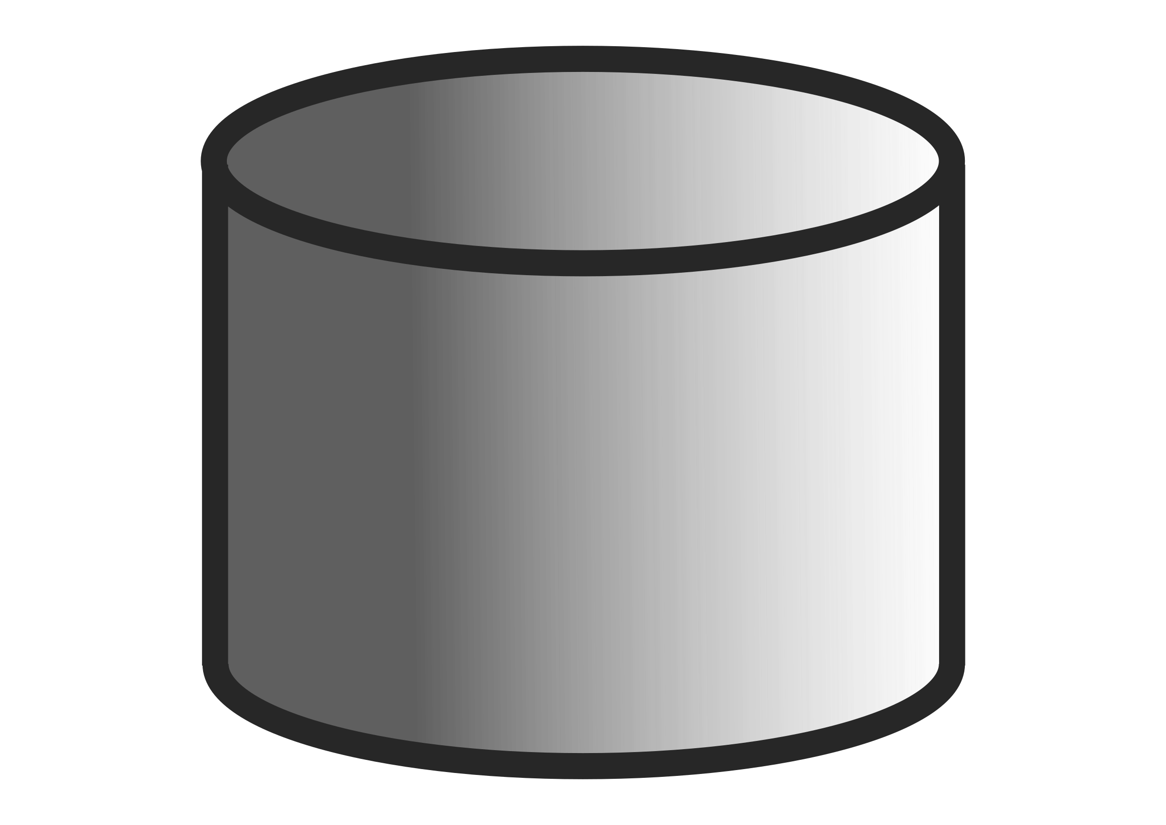 Simple Database Icon by LindsayBradford