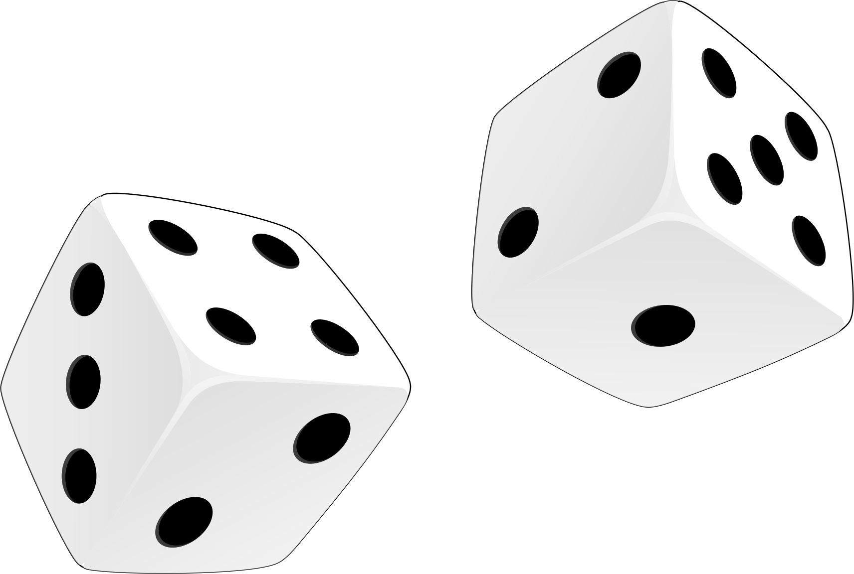 Dice by casino