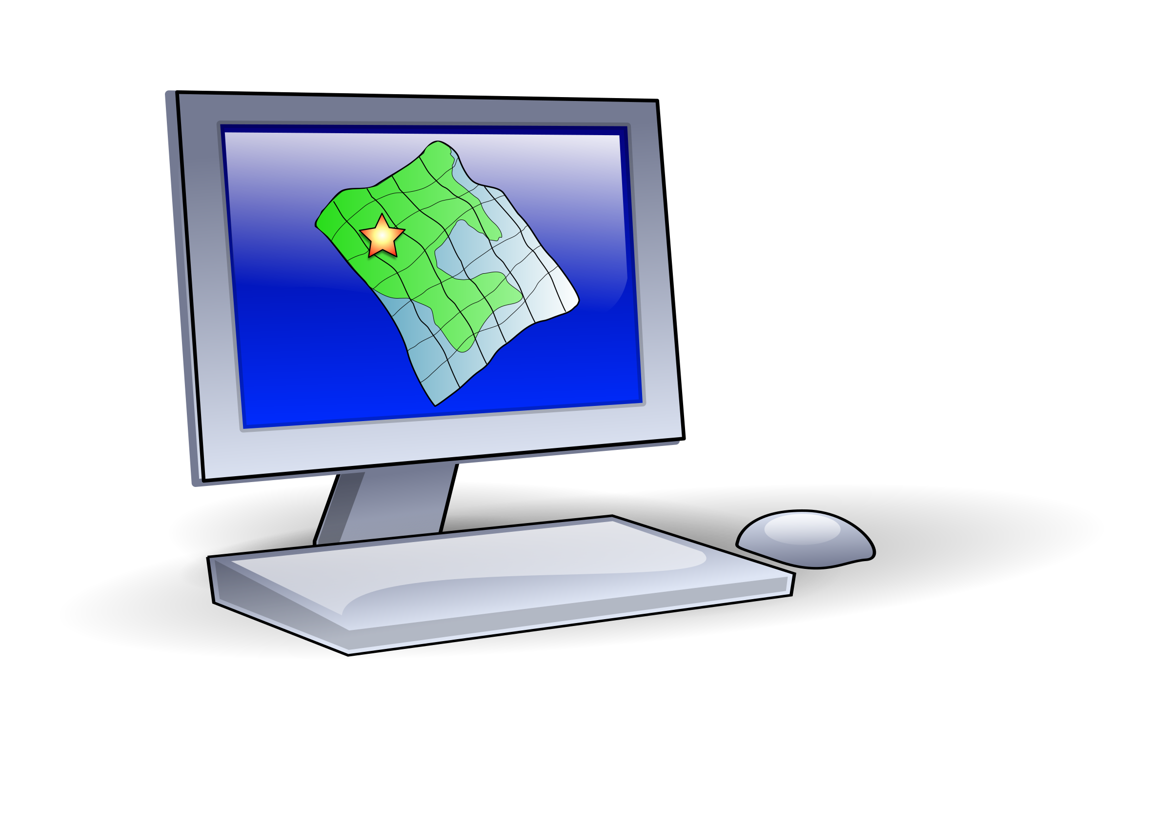 Thin Mapping Client by LindsayBradford