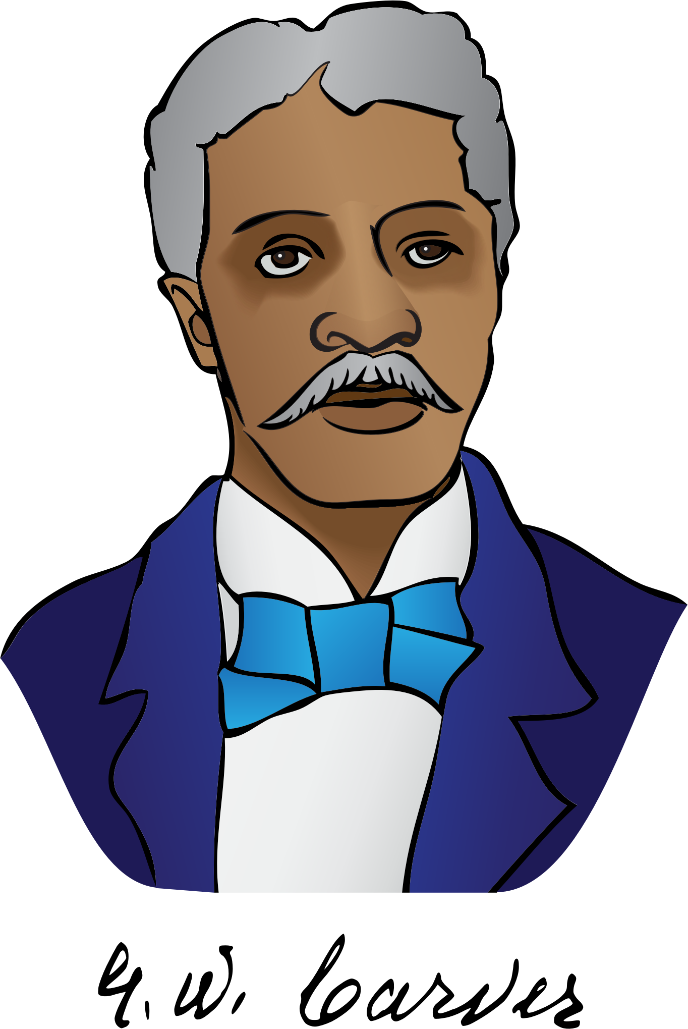 George Washington Carver by bnsonger47