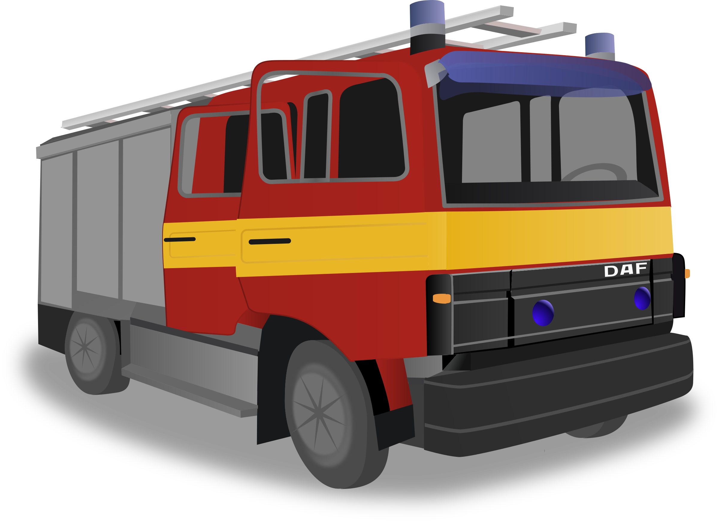 Fire truck by rdevries