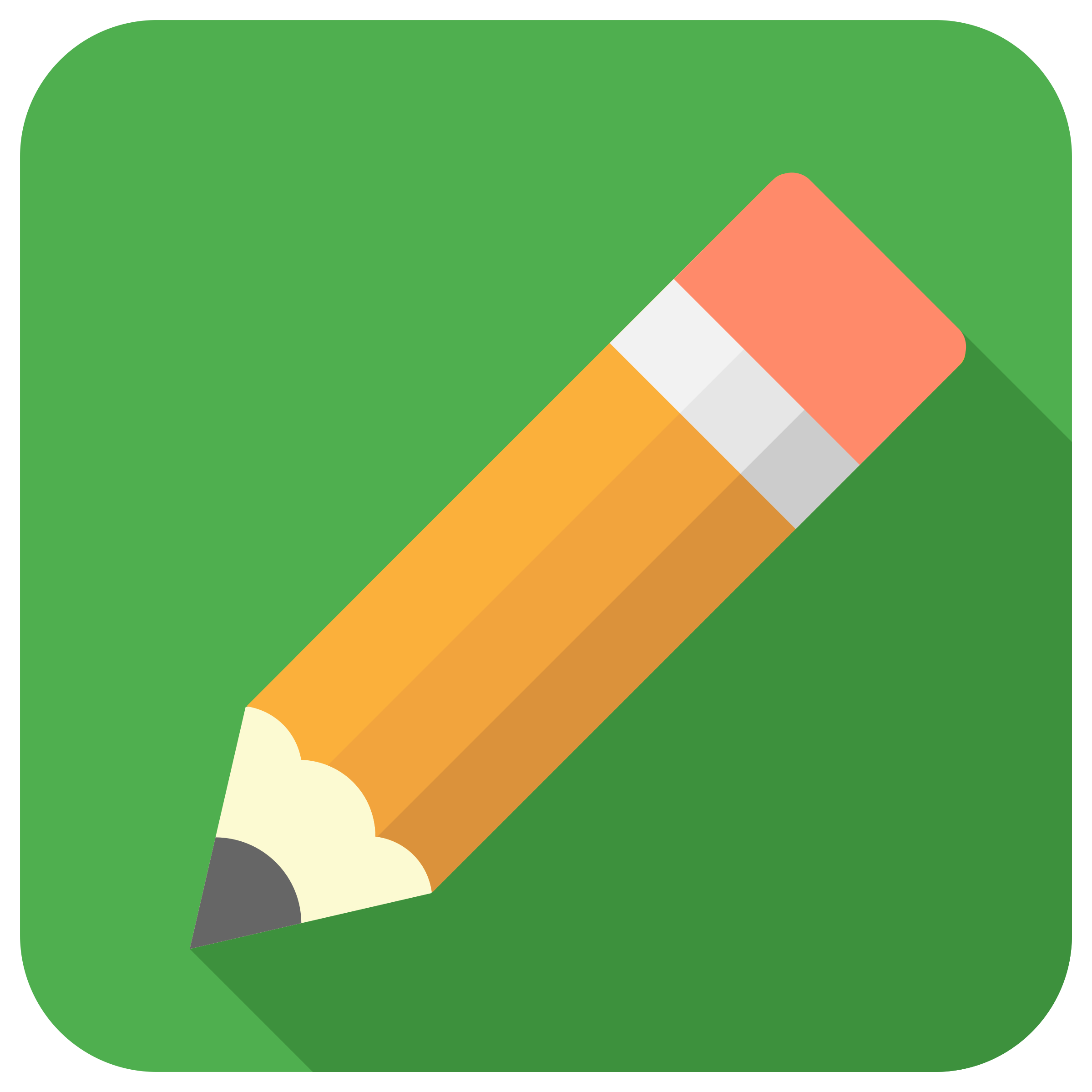 Clipart - Pencil icon