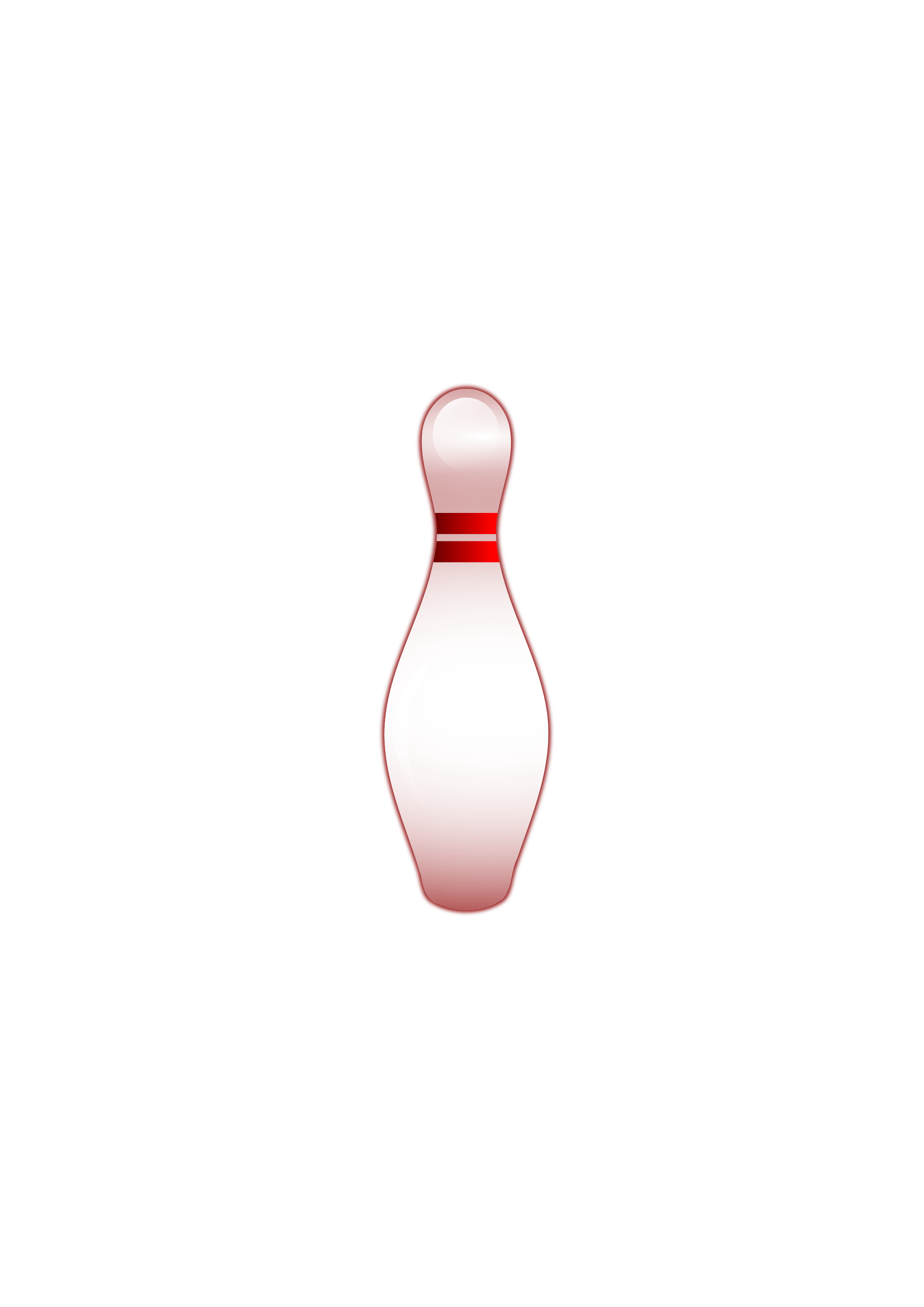 Bowling Pin by Siddymcbill