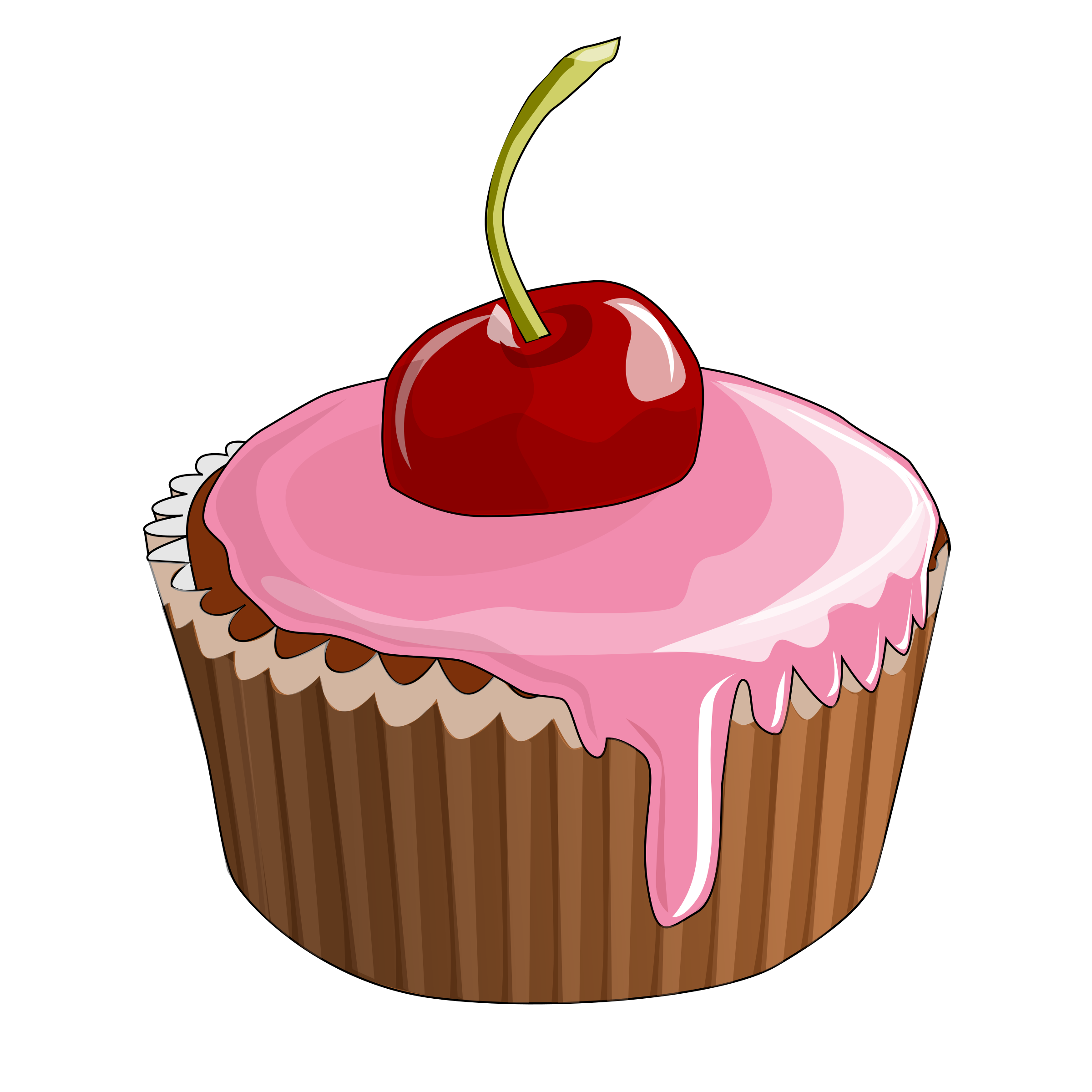 Cherry Cupcake by bktheman