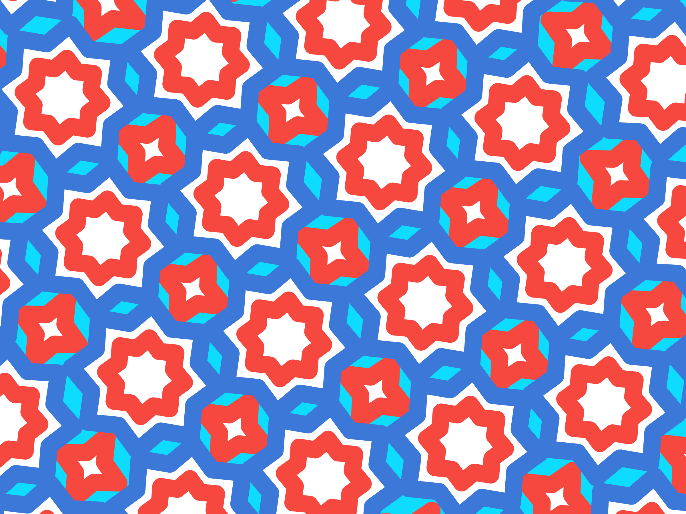 Star Pattern by Scout
