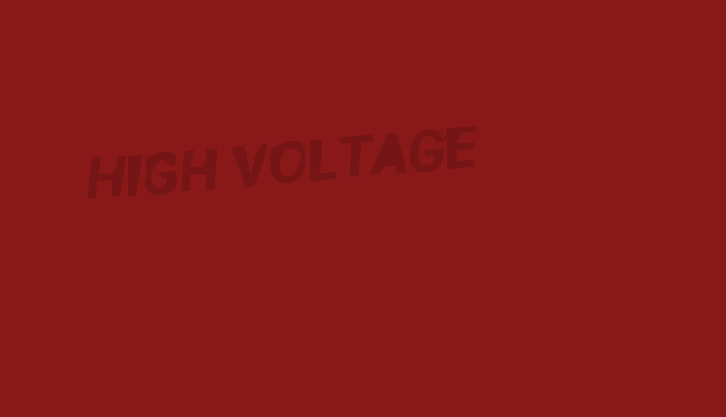 High Voltage by martinaledermann