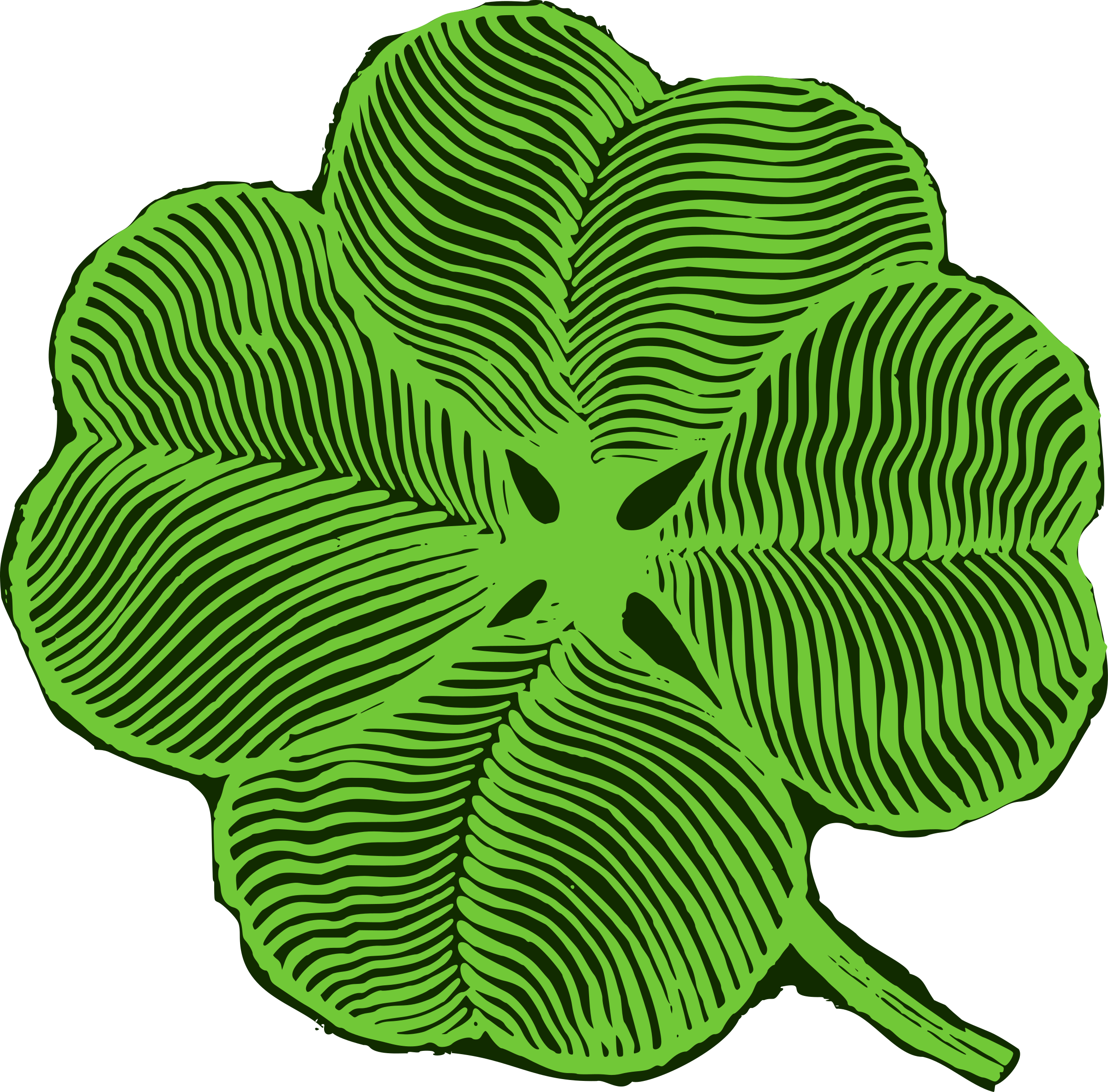 Four Leaf Clover by j4p4n