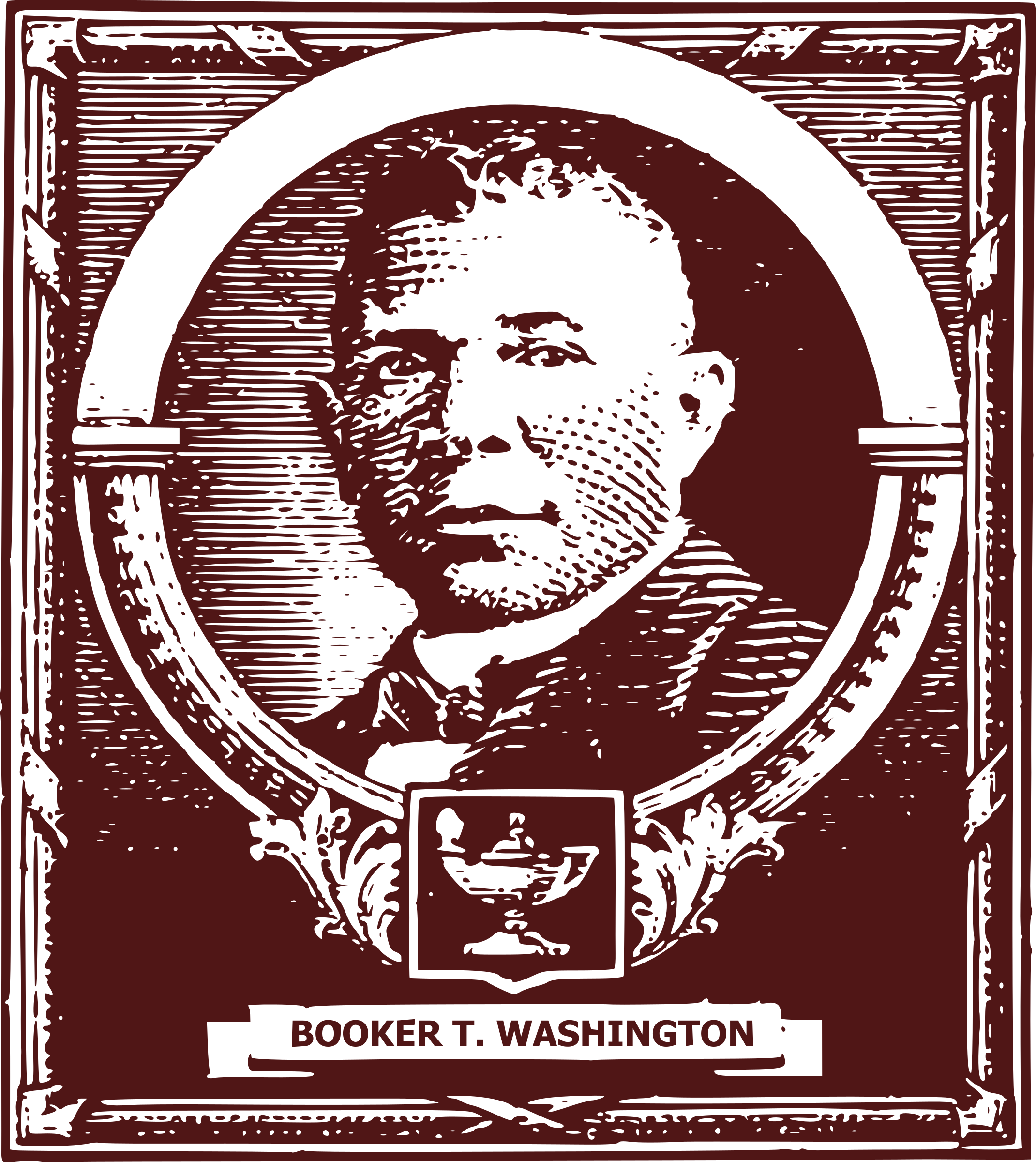 Booker T. Washington  by j4p4n