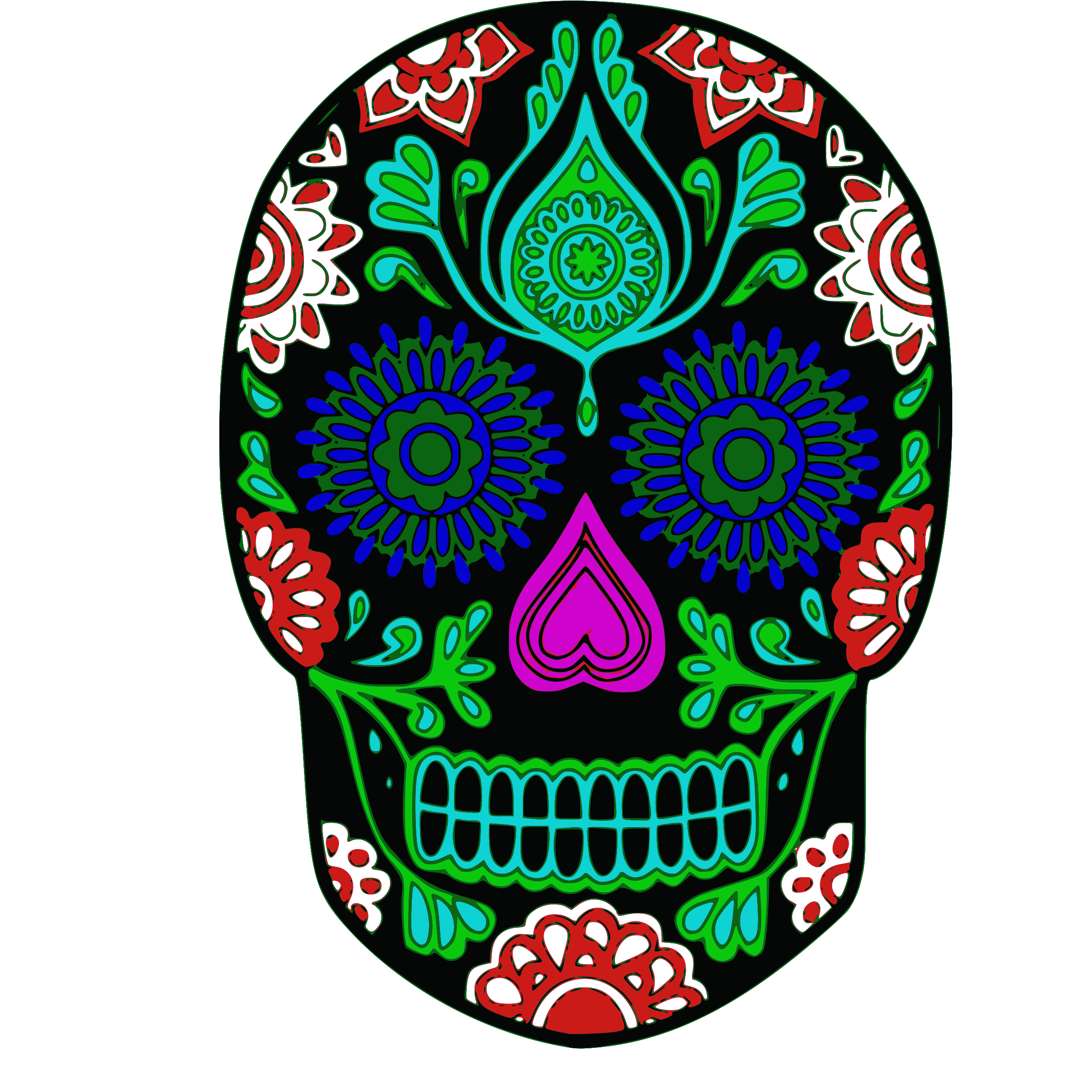 My Sugar Skull by Siddymcbill