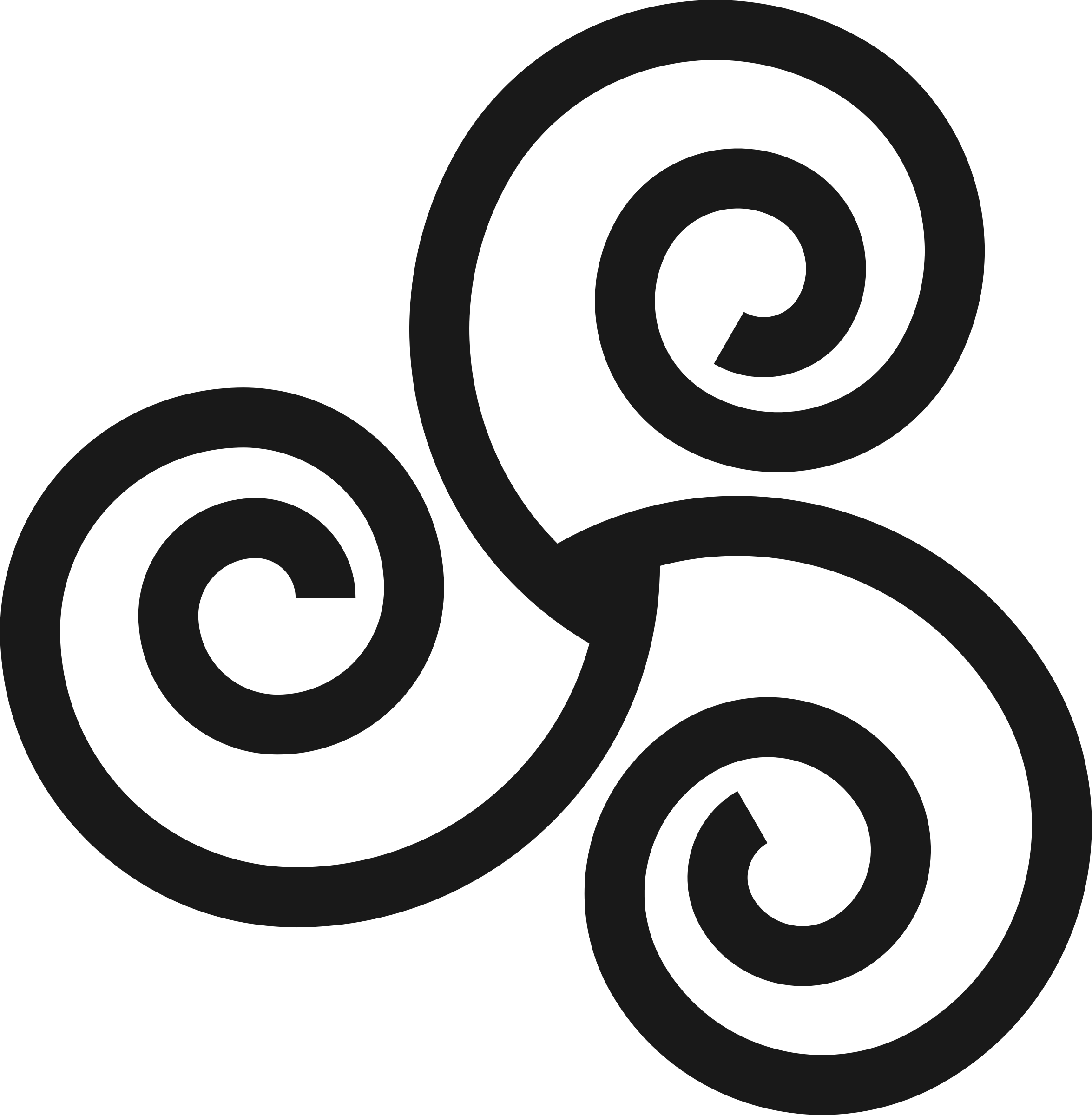 Triskelion by cinemacookie