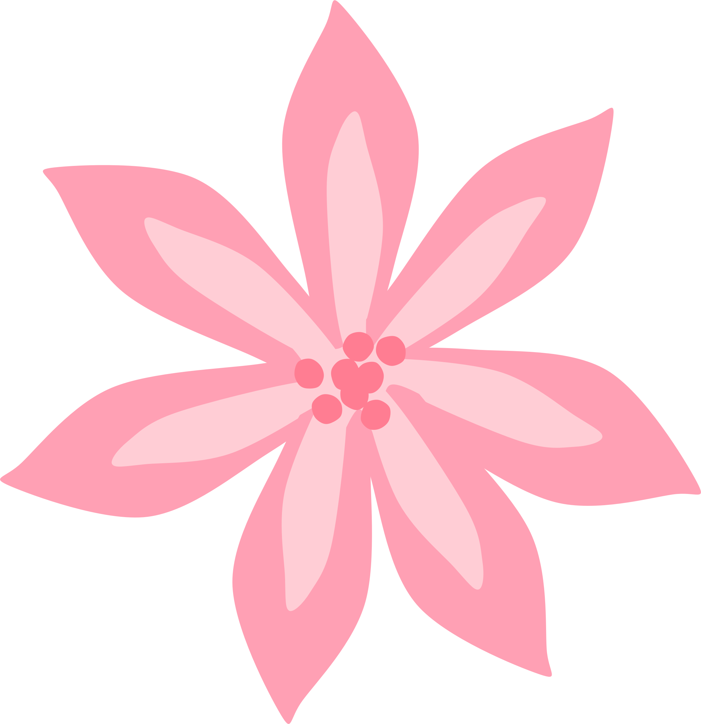 Pink Lily by Scout