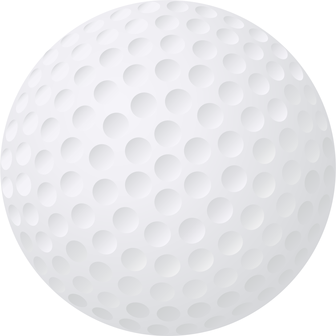 Golf ball by casino