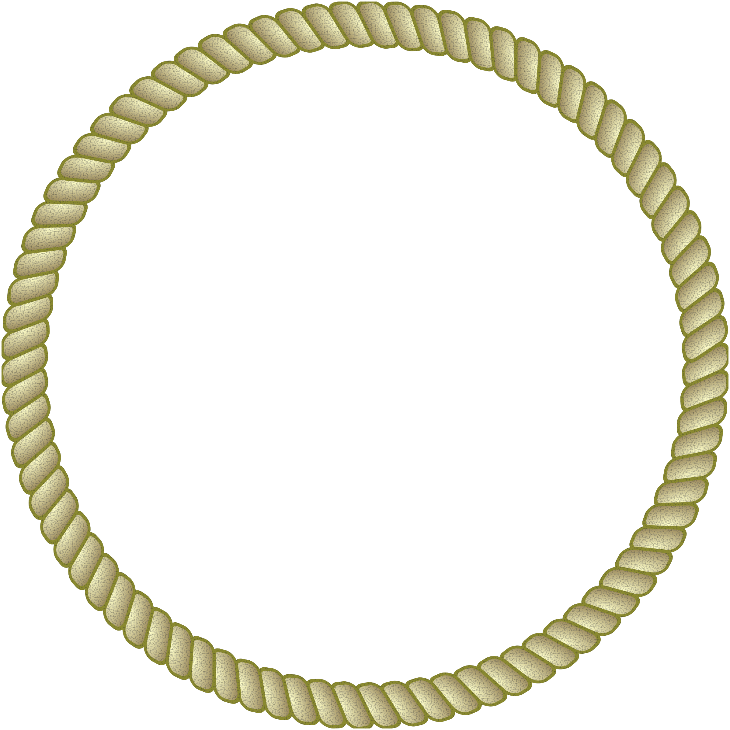 clipart rope border circle - photo #23
