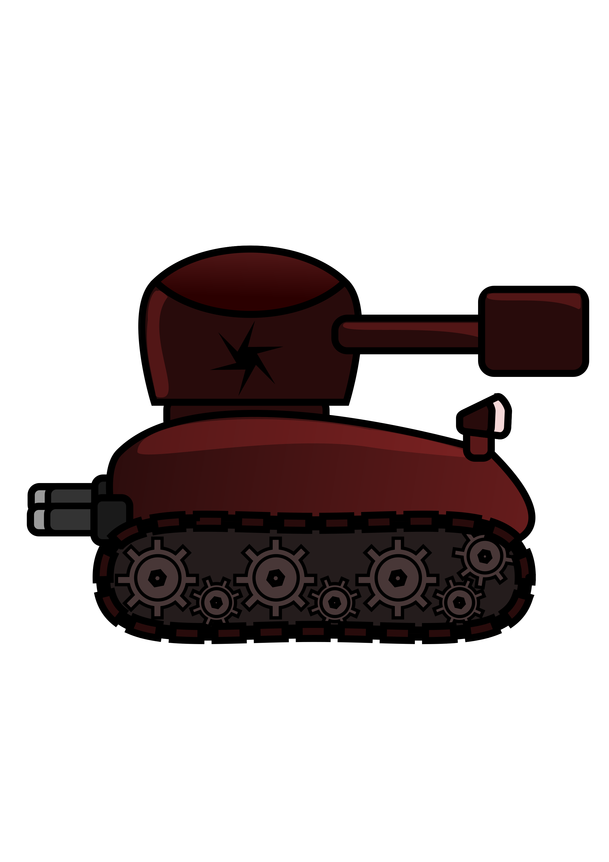 Toon Tank  by firestorm200
