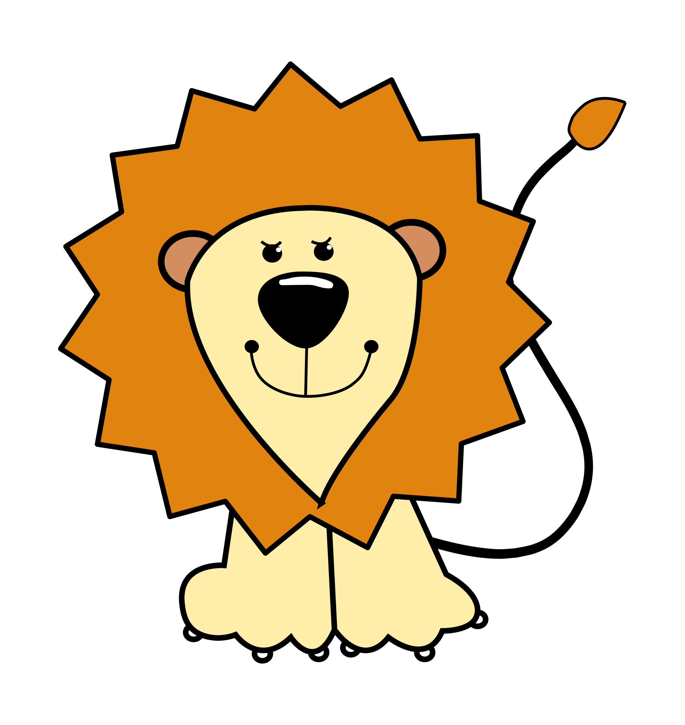 Lion by agomjo